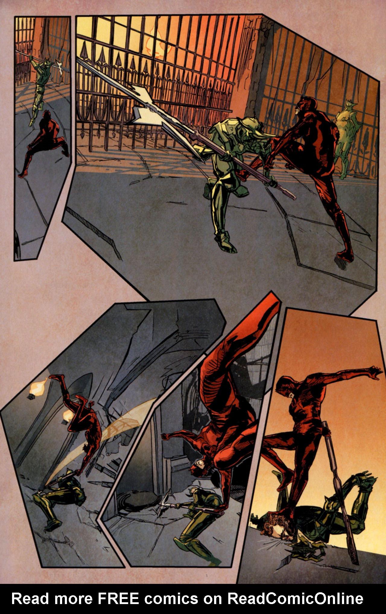 Read online Astonishing Tales (2009) comic -  Issue #4 - 20