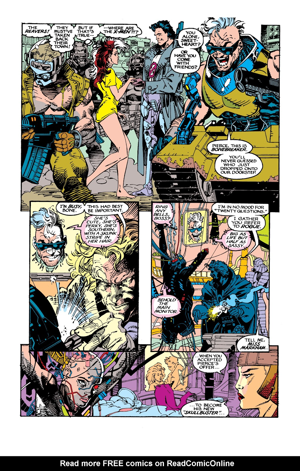 Uncanny X-Men (1963) issue 269 - Page 6