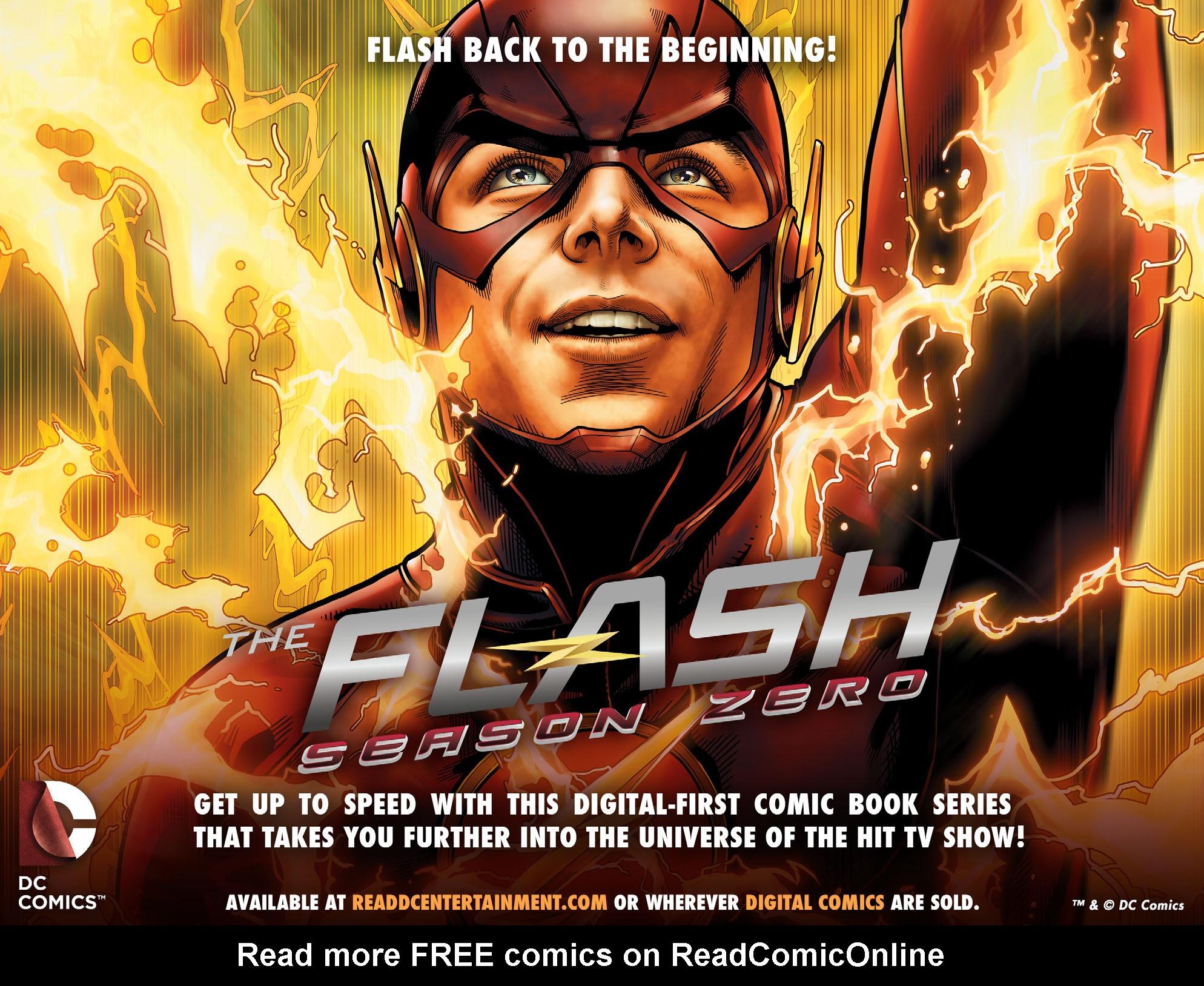 Read online Arrow: The Dark Archer comic -  Issue #9 - 23