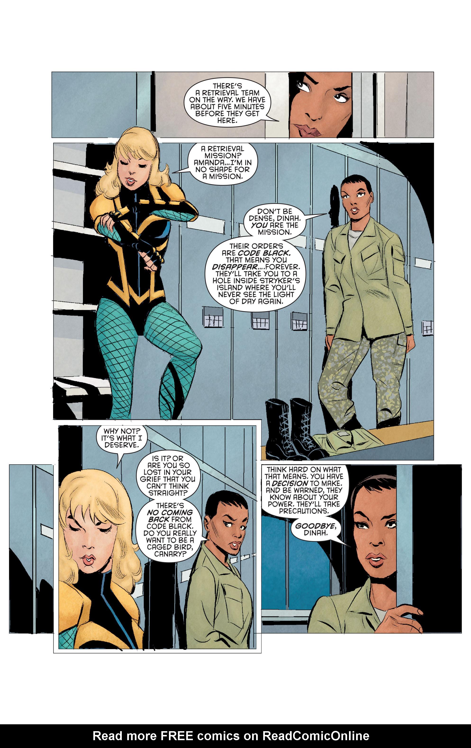 Read online Secret Origins (2014) comic -  Issue #11 - 34