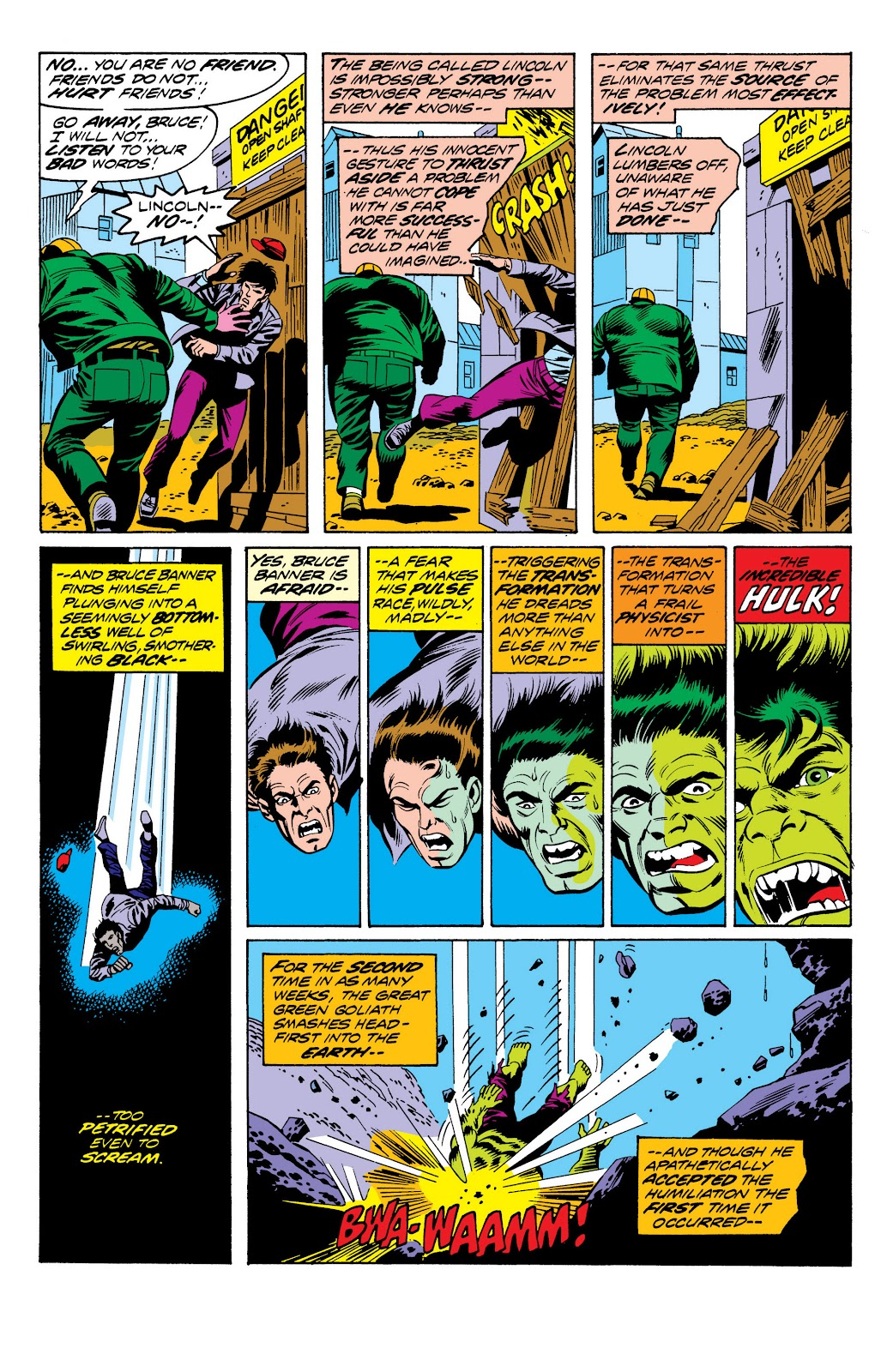 Read online Marvel Masterworks: The Incredible Hulk comic -  Issue # TPB 10 (Part 2) - 78