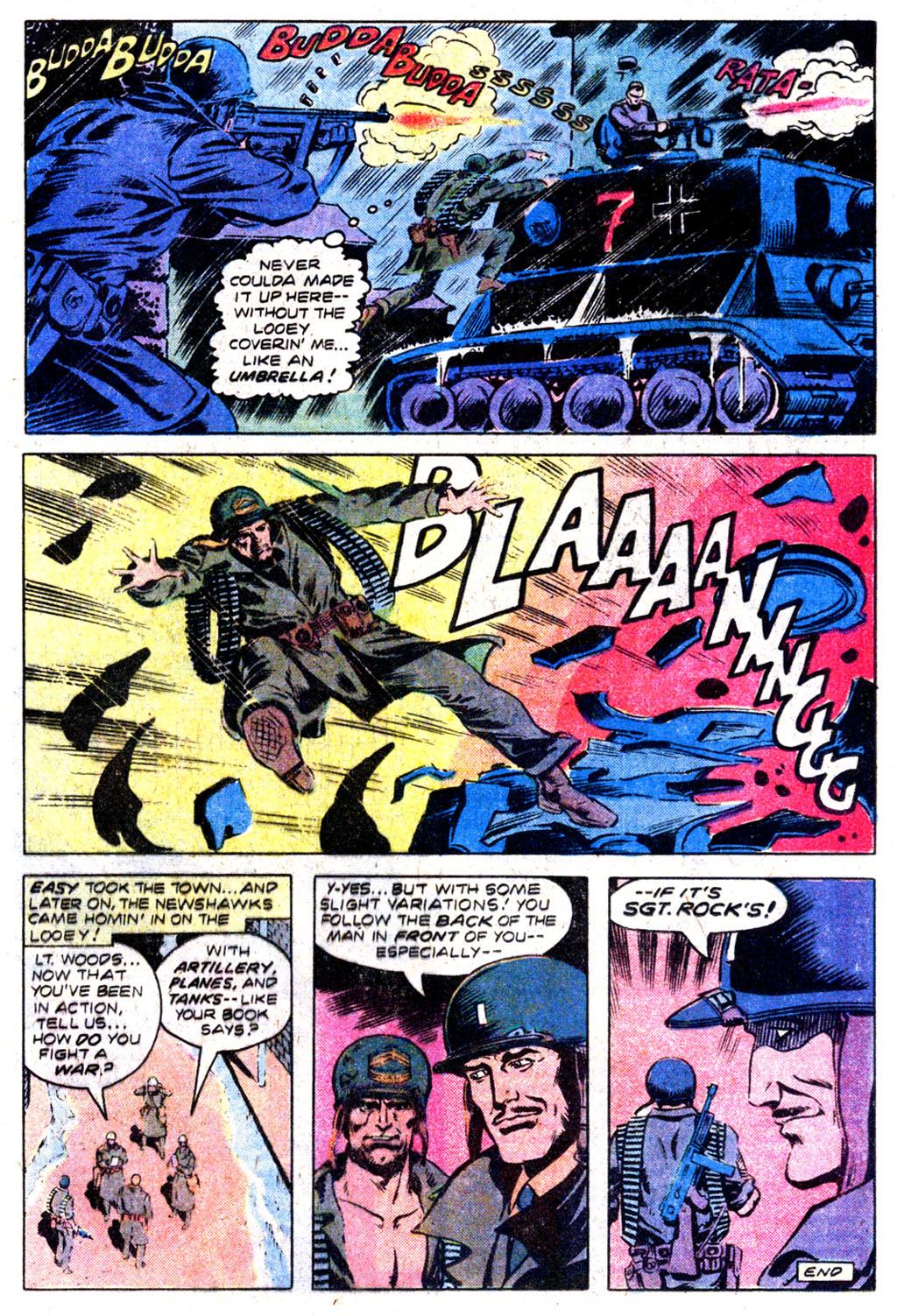 Read online Sgt. Rock comic -  Issue #340 - 12