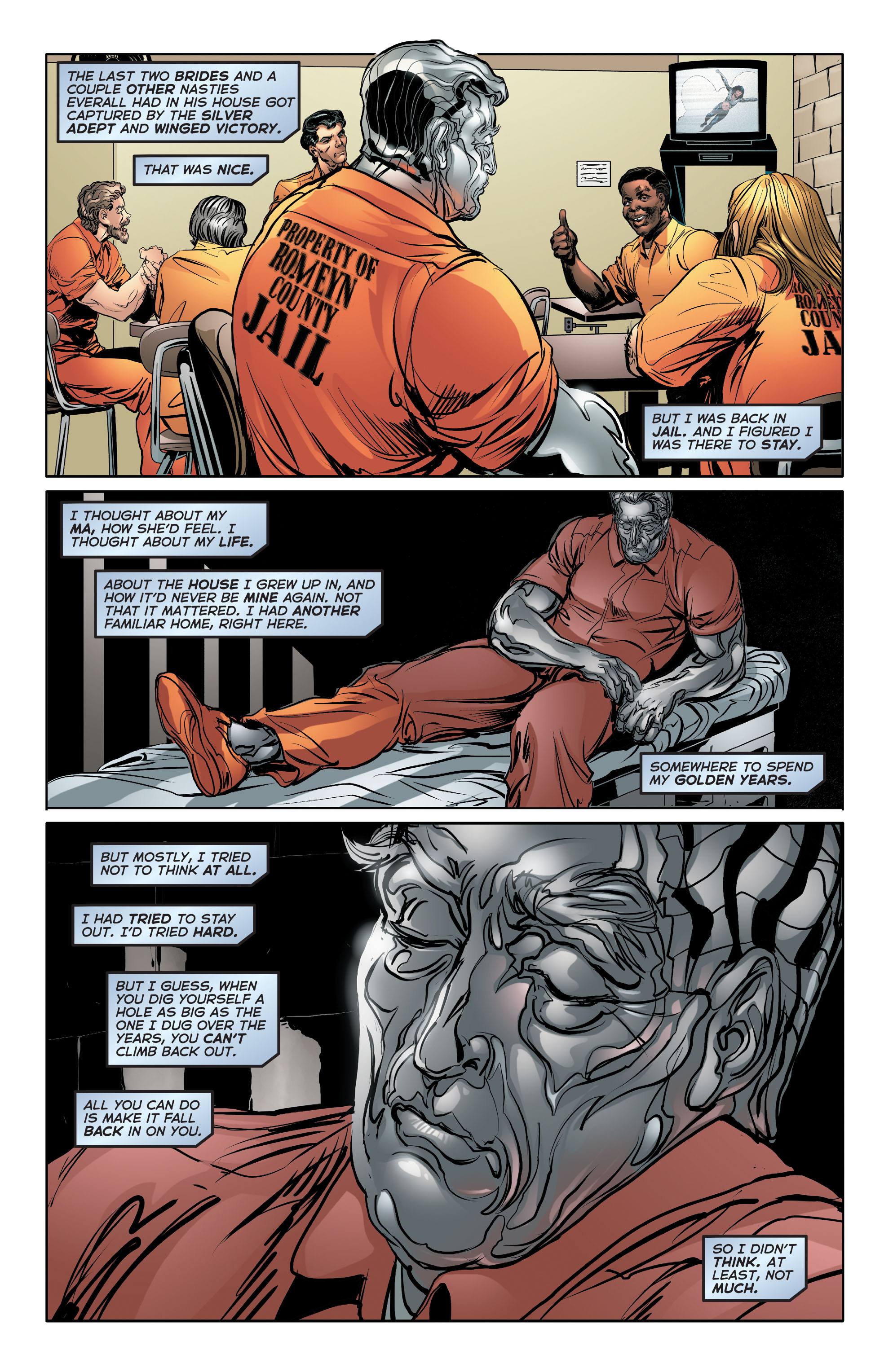 Read online Astro City comic -  Issue #34 - 19