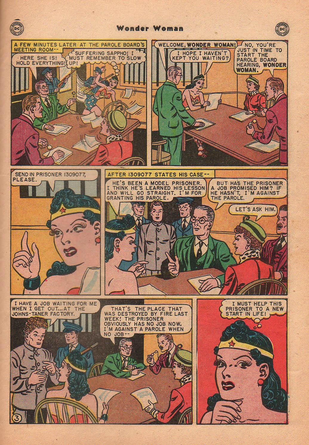 Read online Wonder Woman (1942) comic -  Issue #42 - 40
