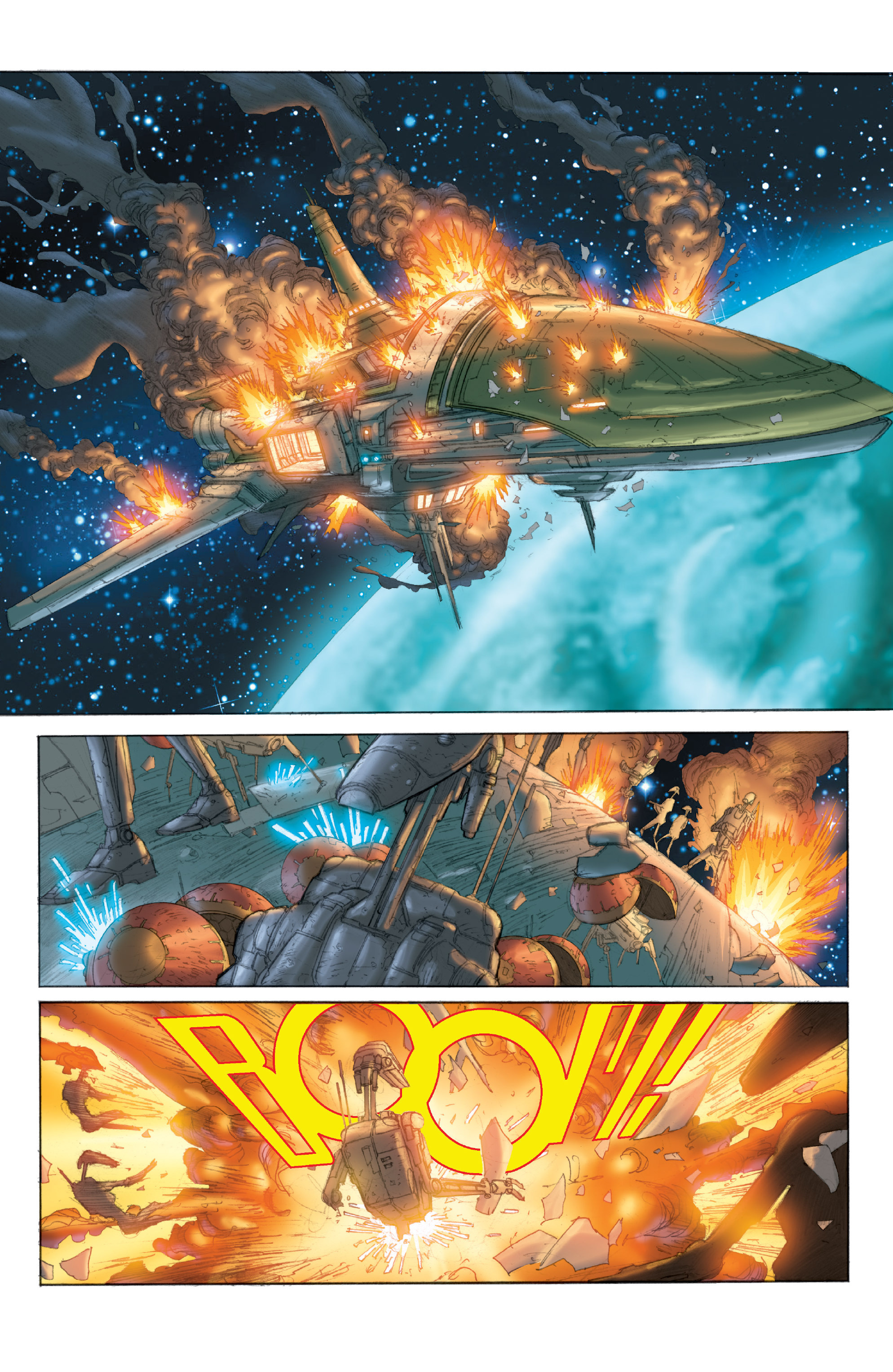 Read online Star Wars Omnibus comic -  Issue # Vol. 26 - 122