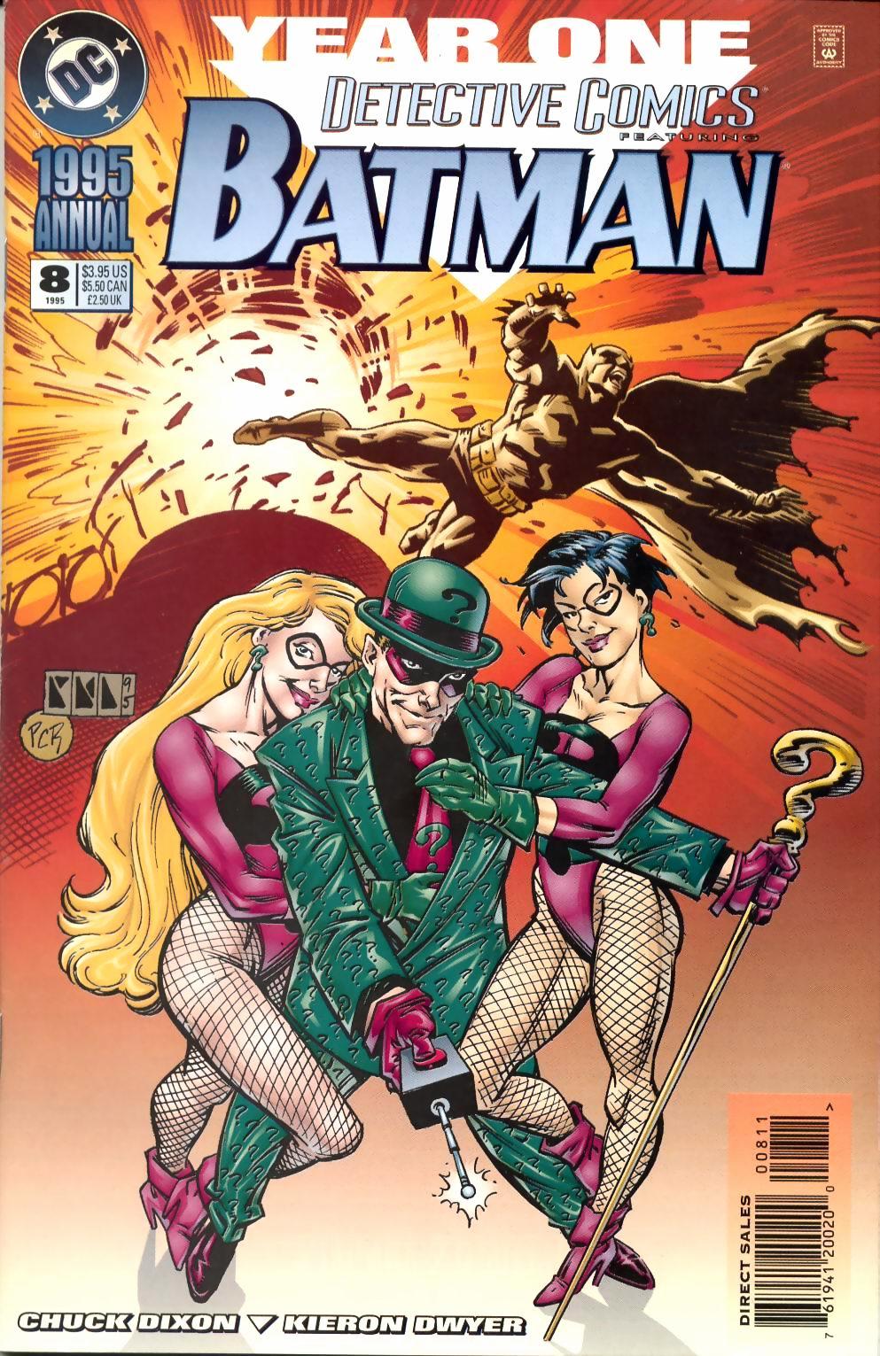 Batman: Four of a Kind 2_Detective_Comics_Annual Page 1