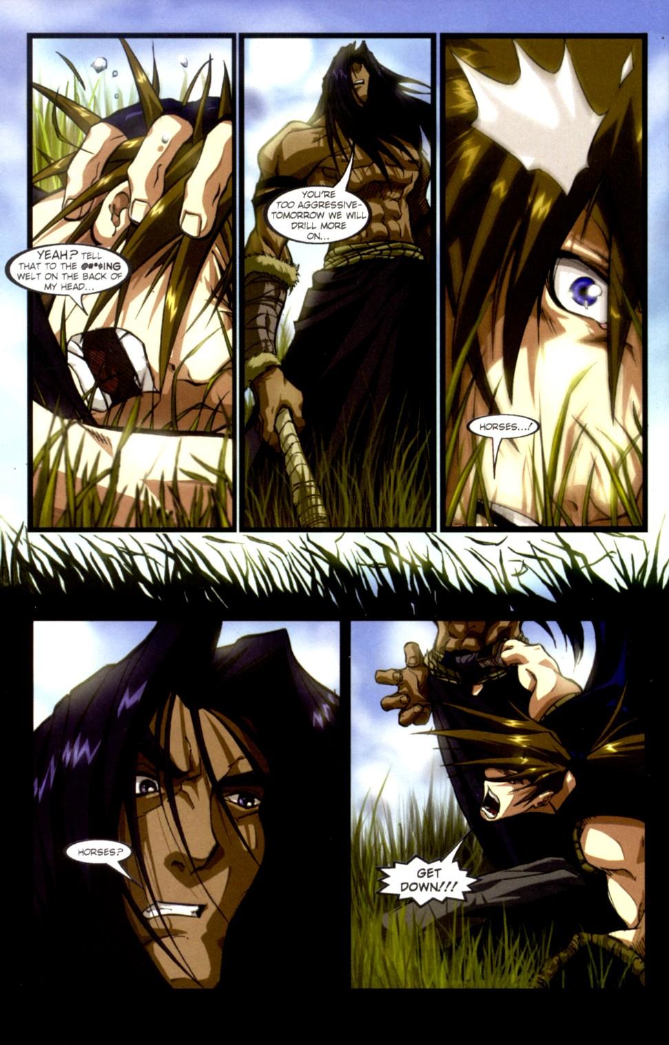 Read online Shidima comic -  Issue #1 - 6