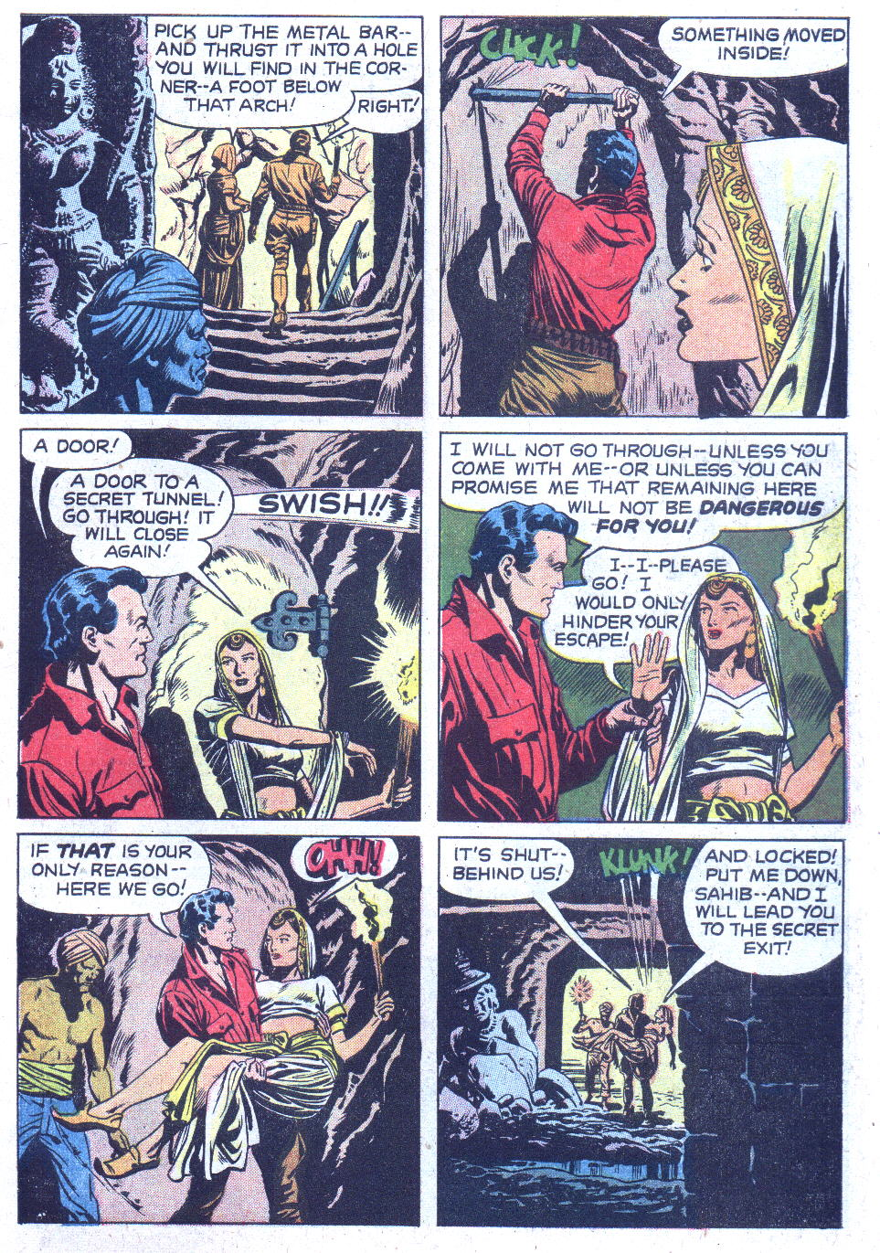 Four Color Comics issue 1020 - Page 31