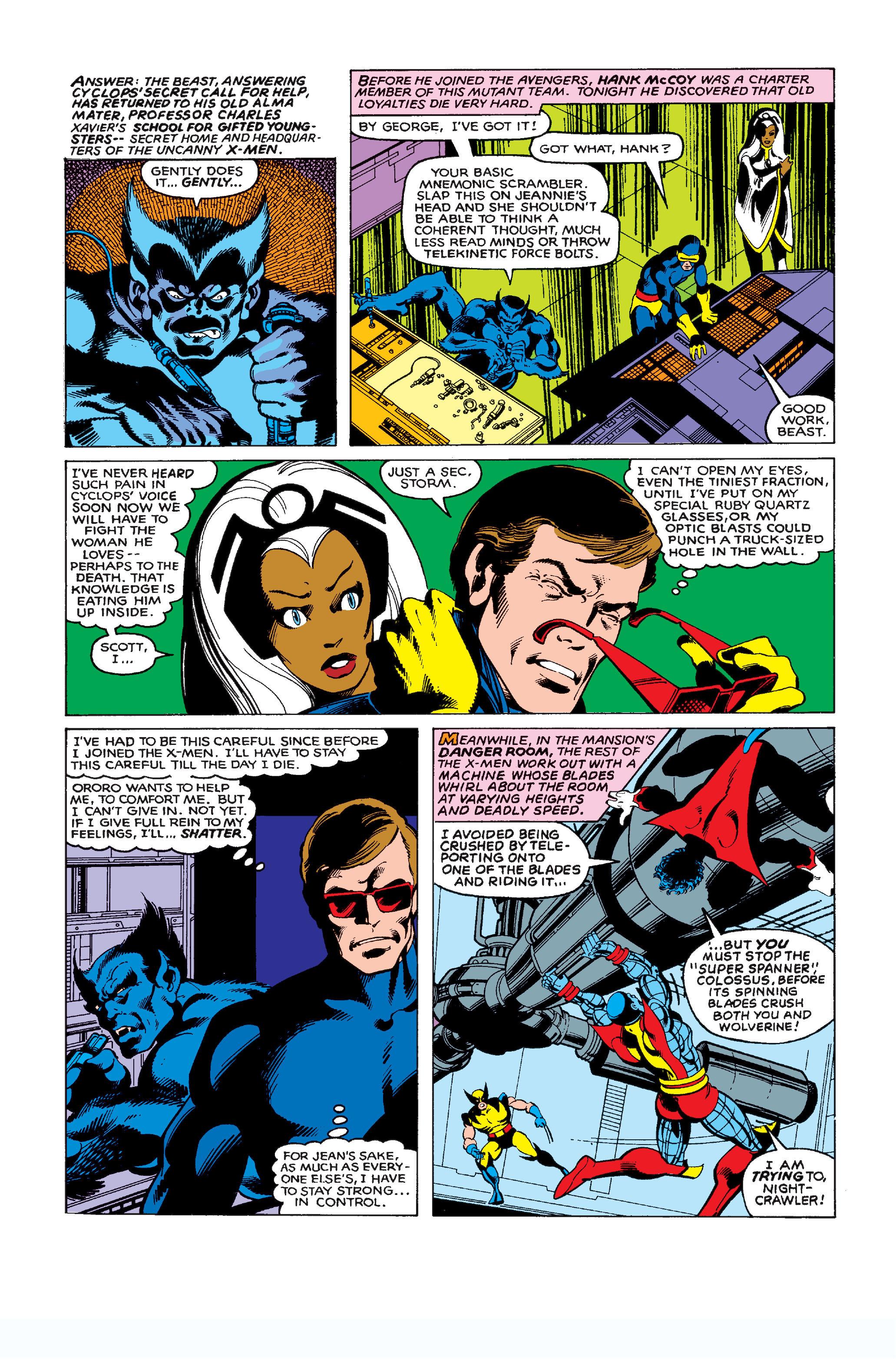 Read online Uncanny X-Men (1963) comic -  Issue #136 - 5