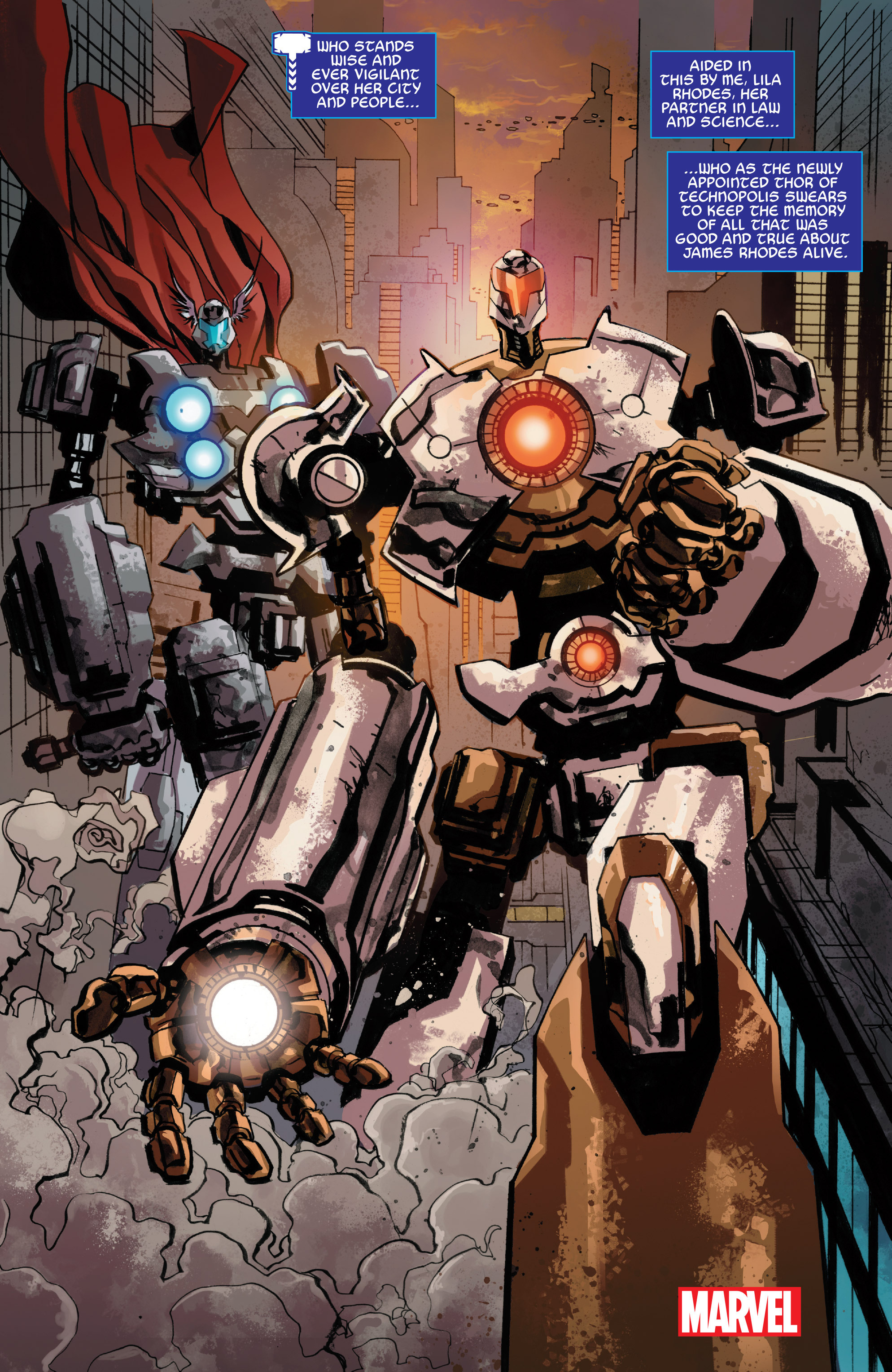 Read online Armor Wars comic -  Issue #5 - 20