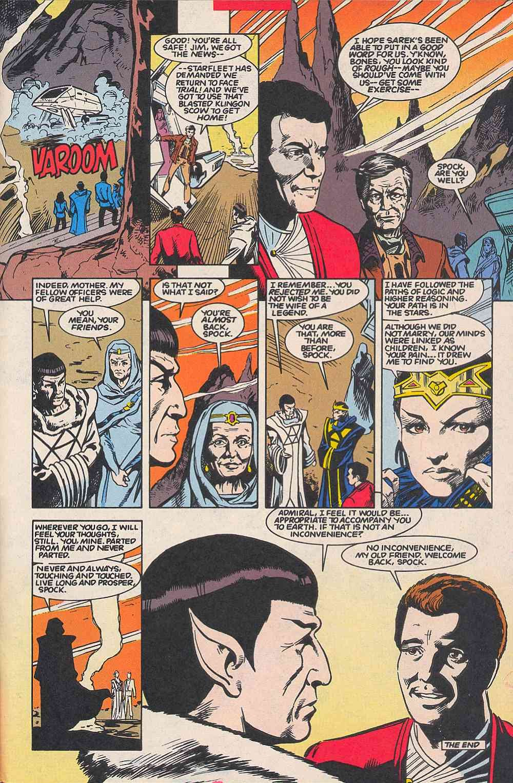 Read online Star Trek (1989) comic -  Issue # _Special 1 - 65