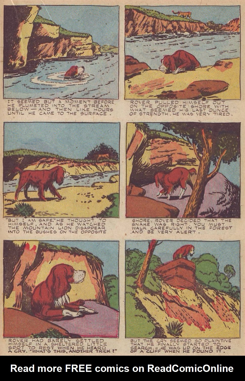 Read online Animal Comics comic -  Issue #20 - 29