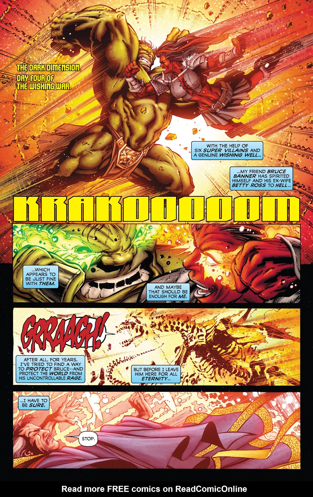 Read online Incredible Hulks (2010) comic -  Issue # _TPB Heart of the Monster - 108