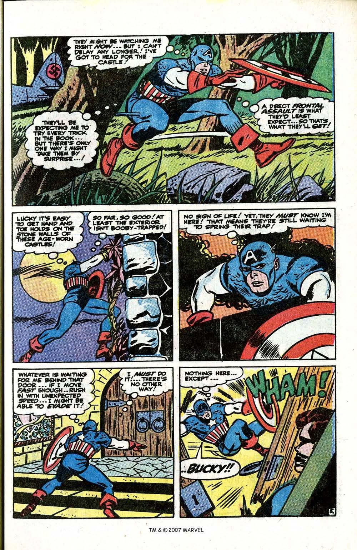 Read online Captain America (1968) comic -  Issue # _Annual 1 - 33