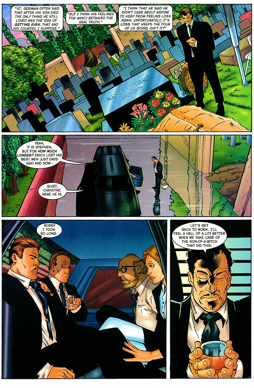Read online Shi: The Way of the Warrior comic -  Issue #9 - 5
