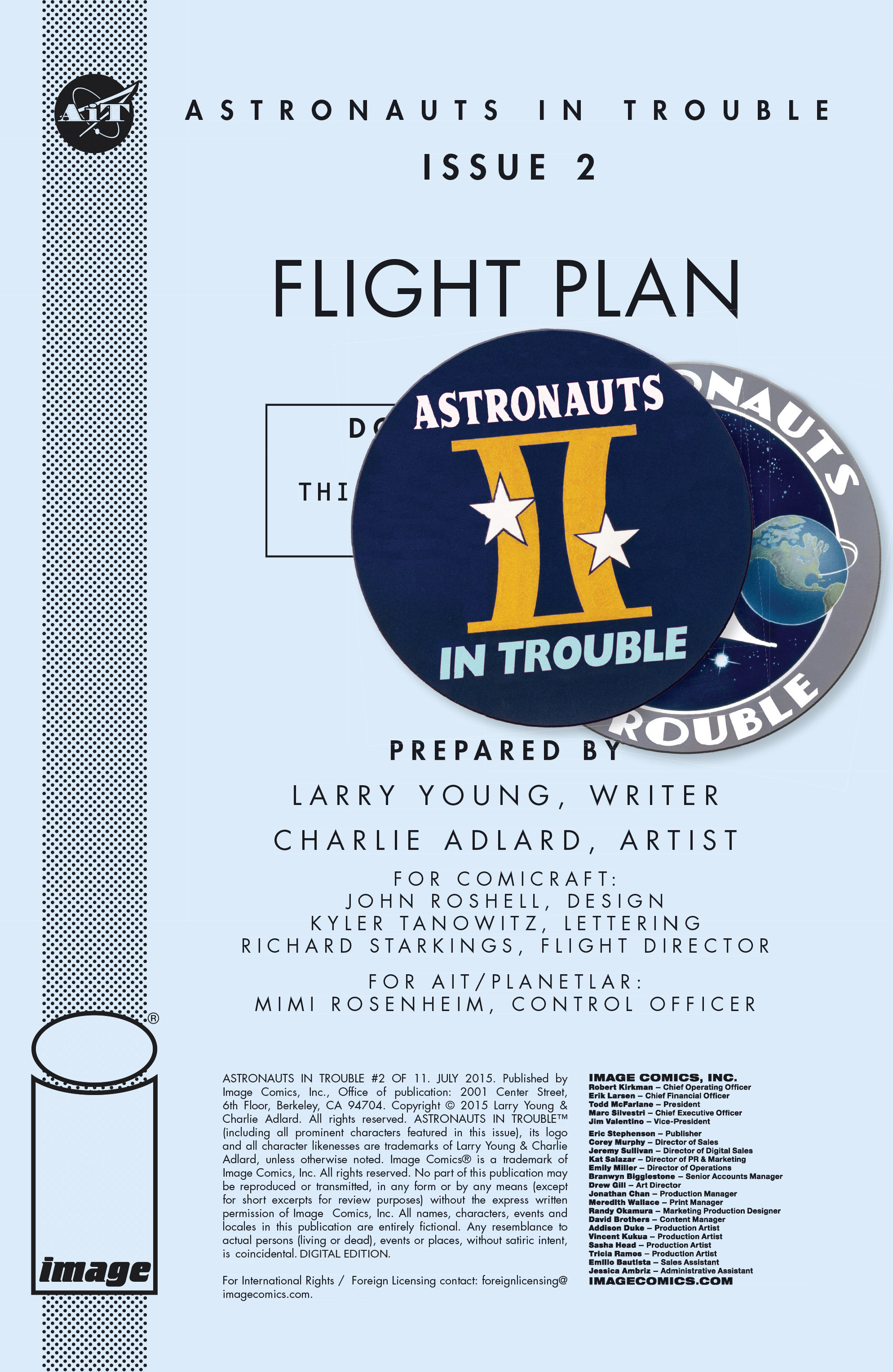 Read online Astronauts in Trouble (2015) comic -  Issue #2 - 2