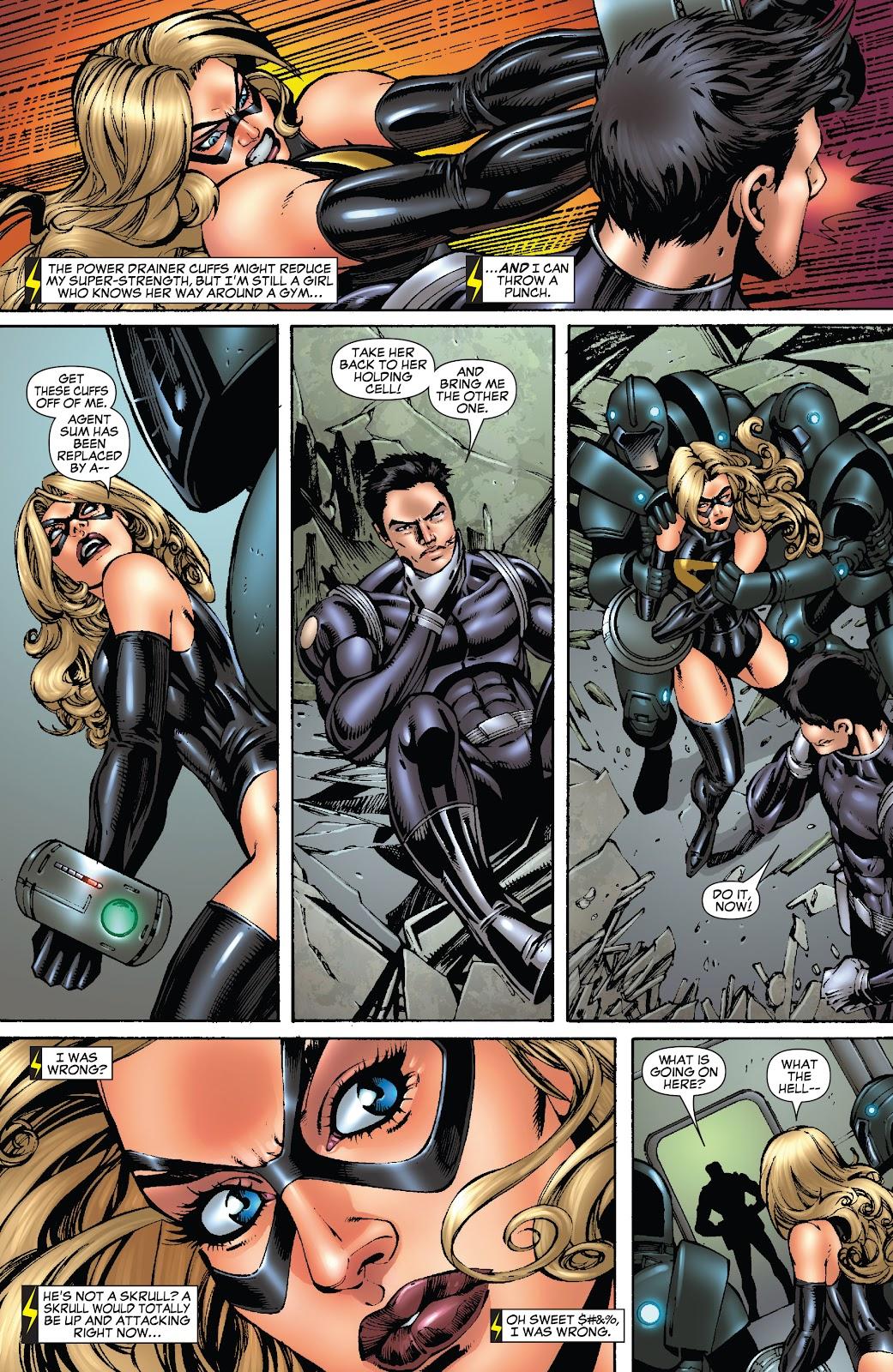Read online Secret Invasion: Rise of the Skrulls comic -  Issue # TPB (Part 5) - 29