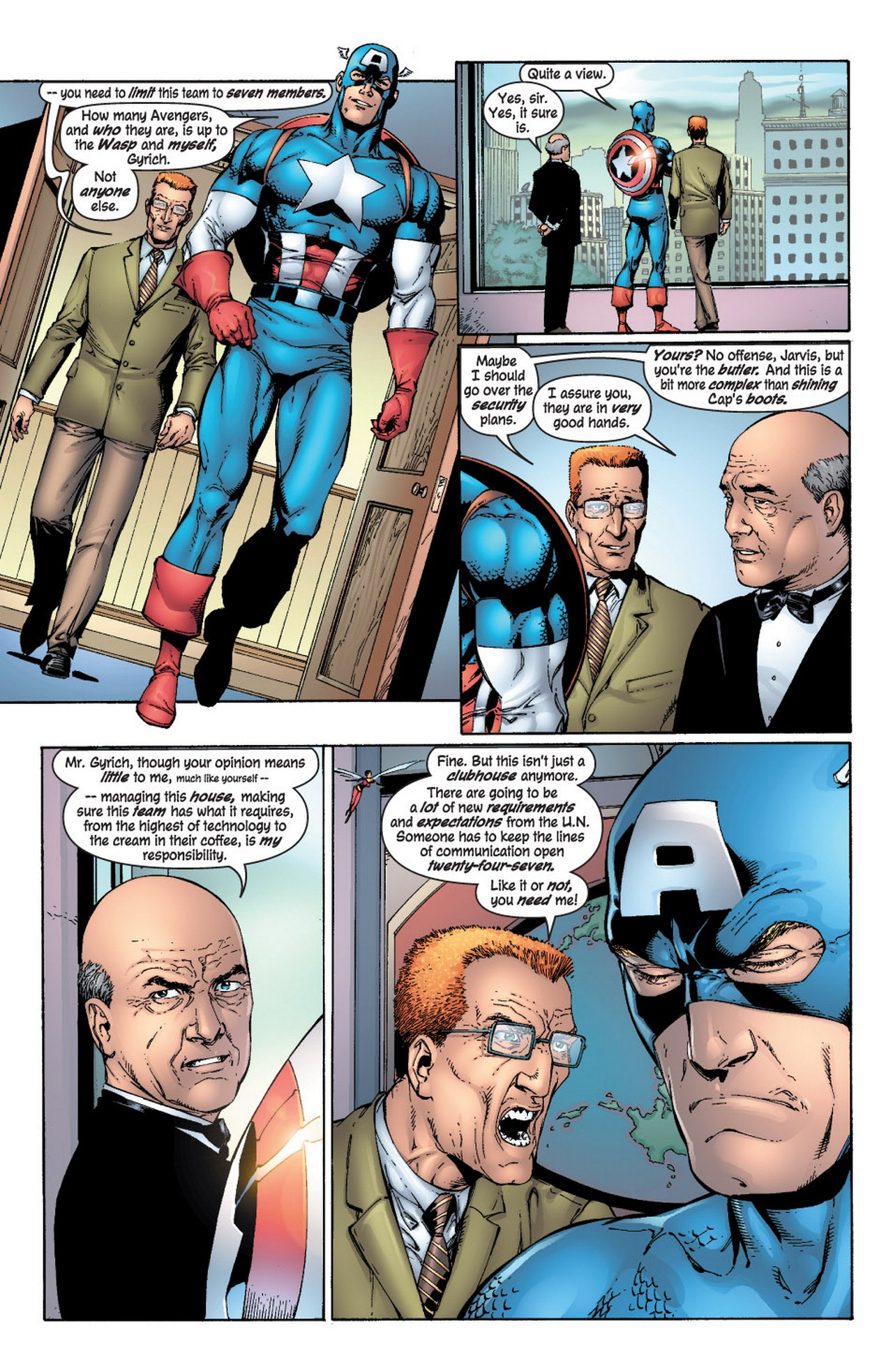Read online Avengers (1998) comic -  Issue #61 - 4
