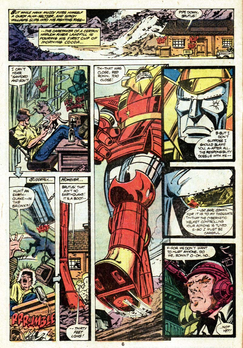 The Avengers (1963) 198 Page 4