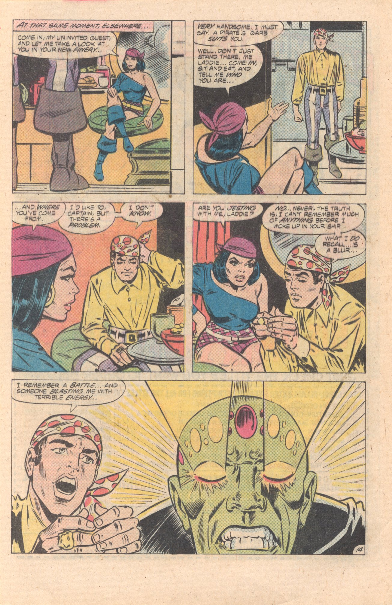 Legion of Super-Heroes (1980) 274 Page 14