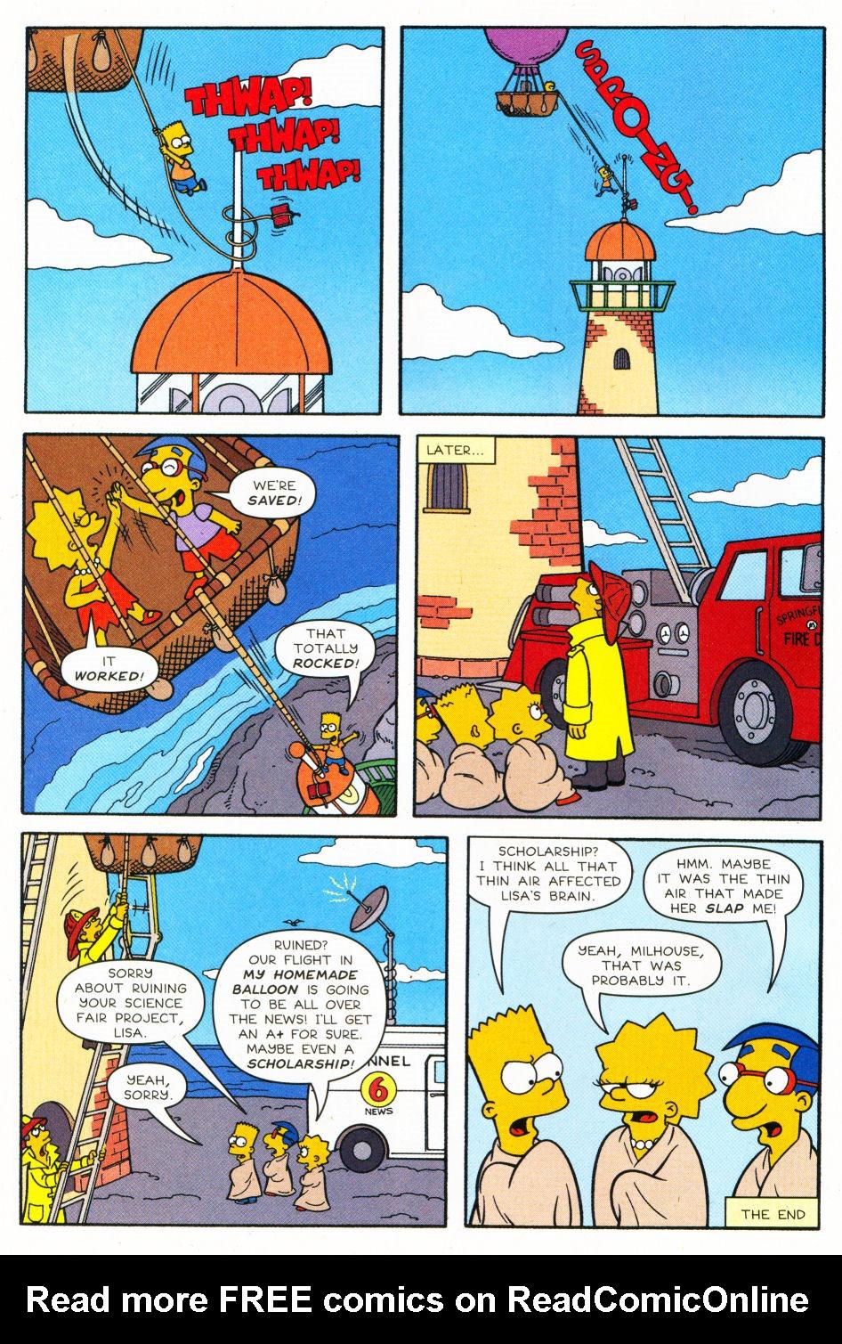 Read online Simpsons Comics Presents Bart Simpson comic -  Issue #27 - 11