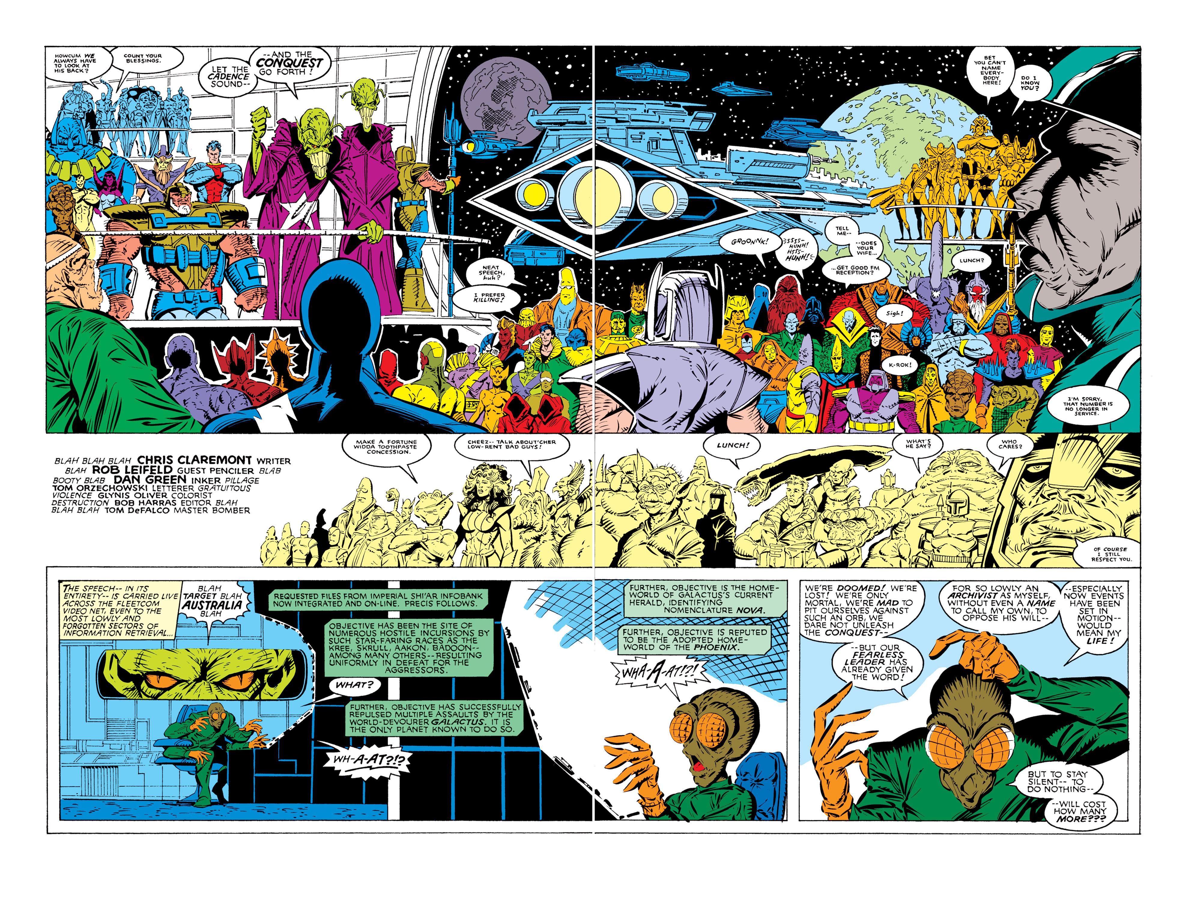 Read online Uncanny X-Men (1963) comic -  Issue #245 - 3