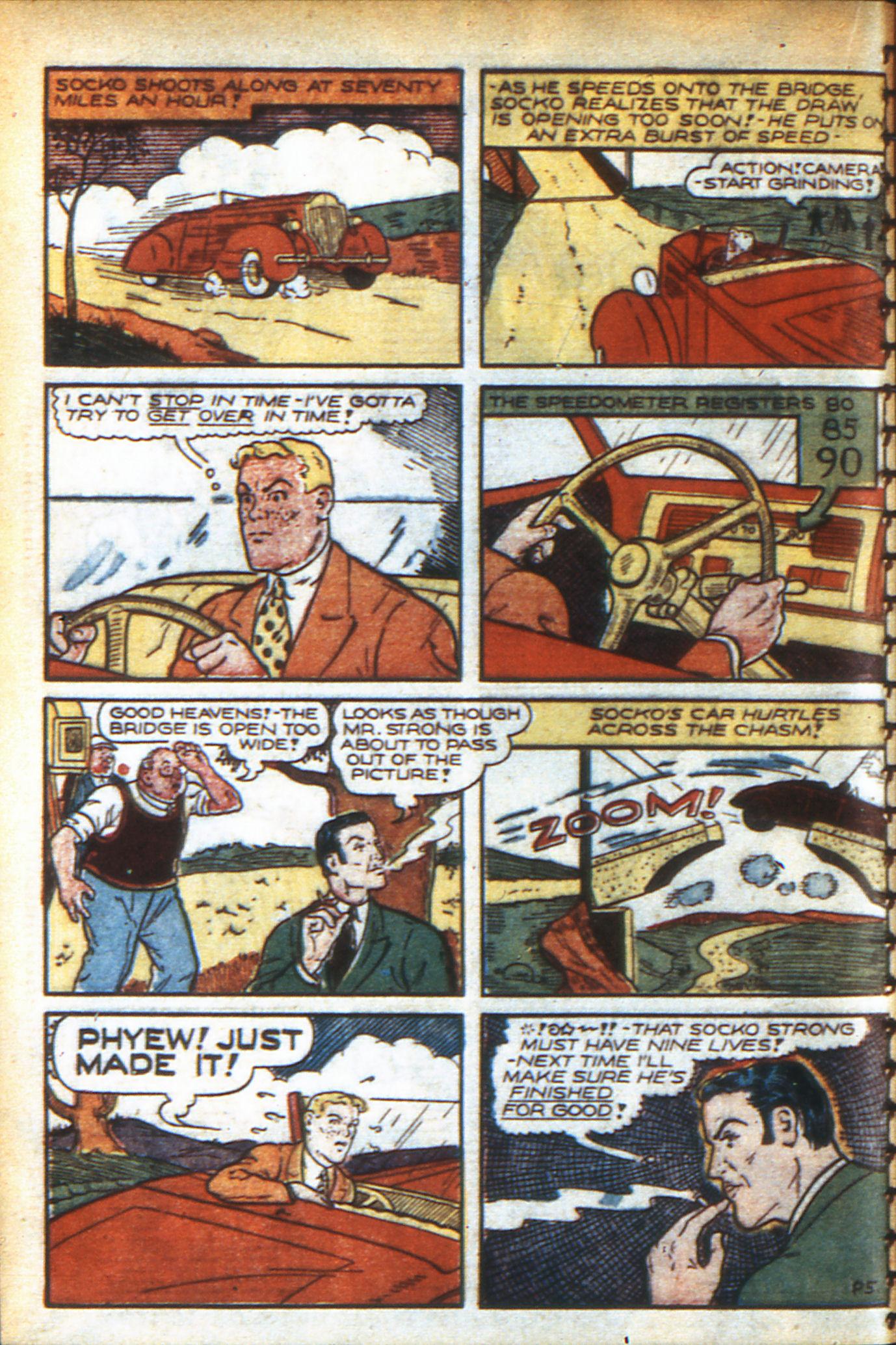 Read online Adventure Comics (1938) comic -  Issue #47 - 33