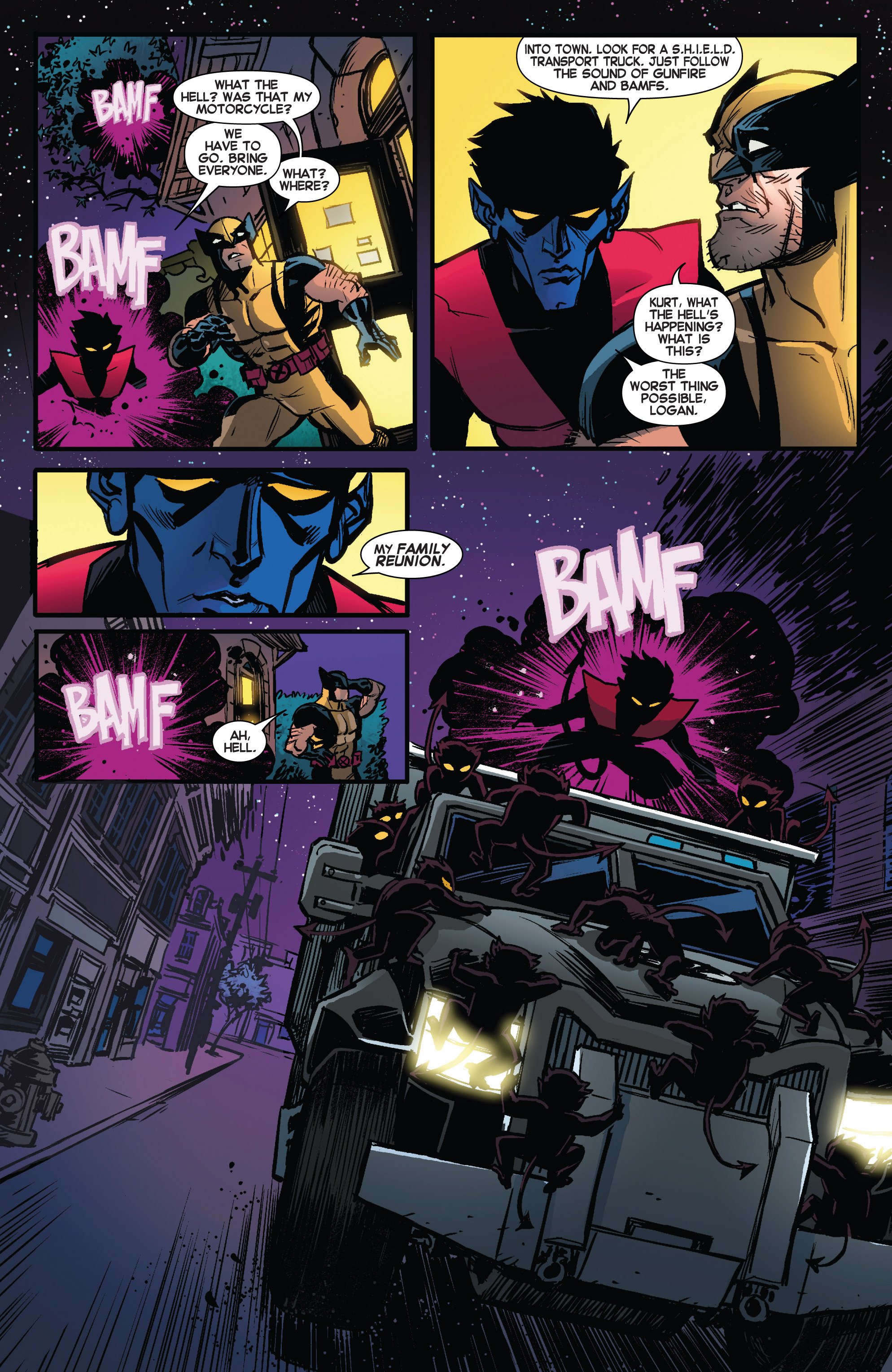 Read online Amazing X-Men (2014) comic -  Issue #6 - 14