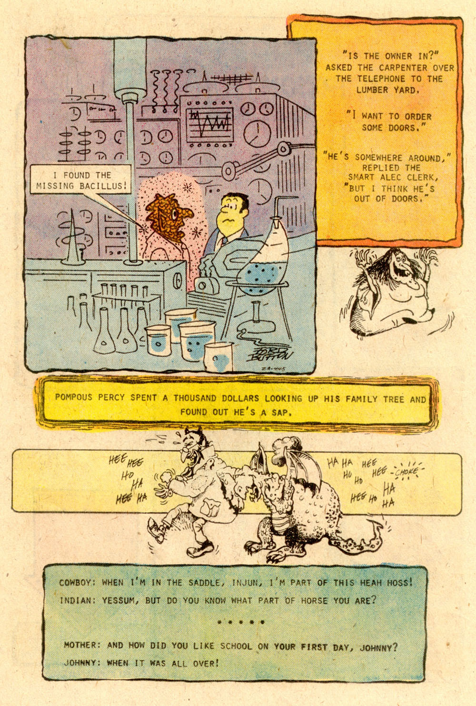 Read online Plop! comic -  Issue #22 - 24