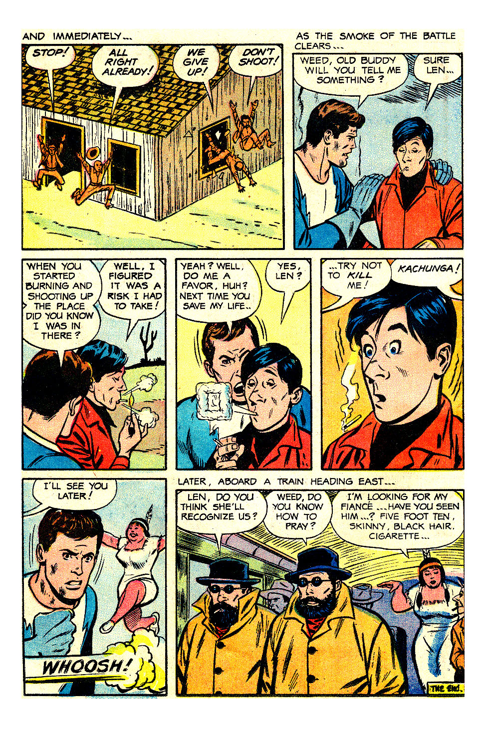 T.H.U.N.D.E.R. Agents (1965) issue 17 - Page 35