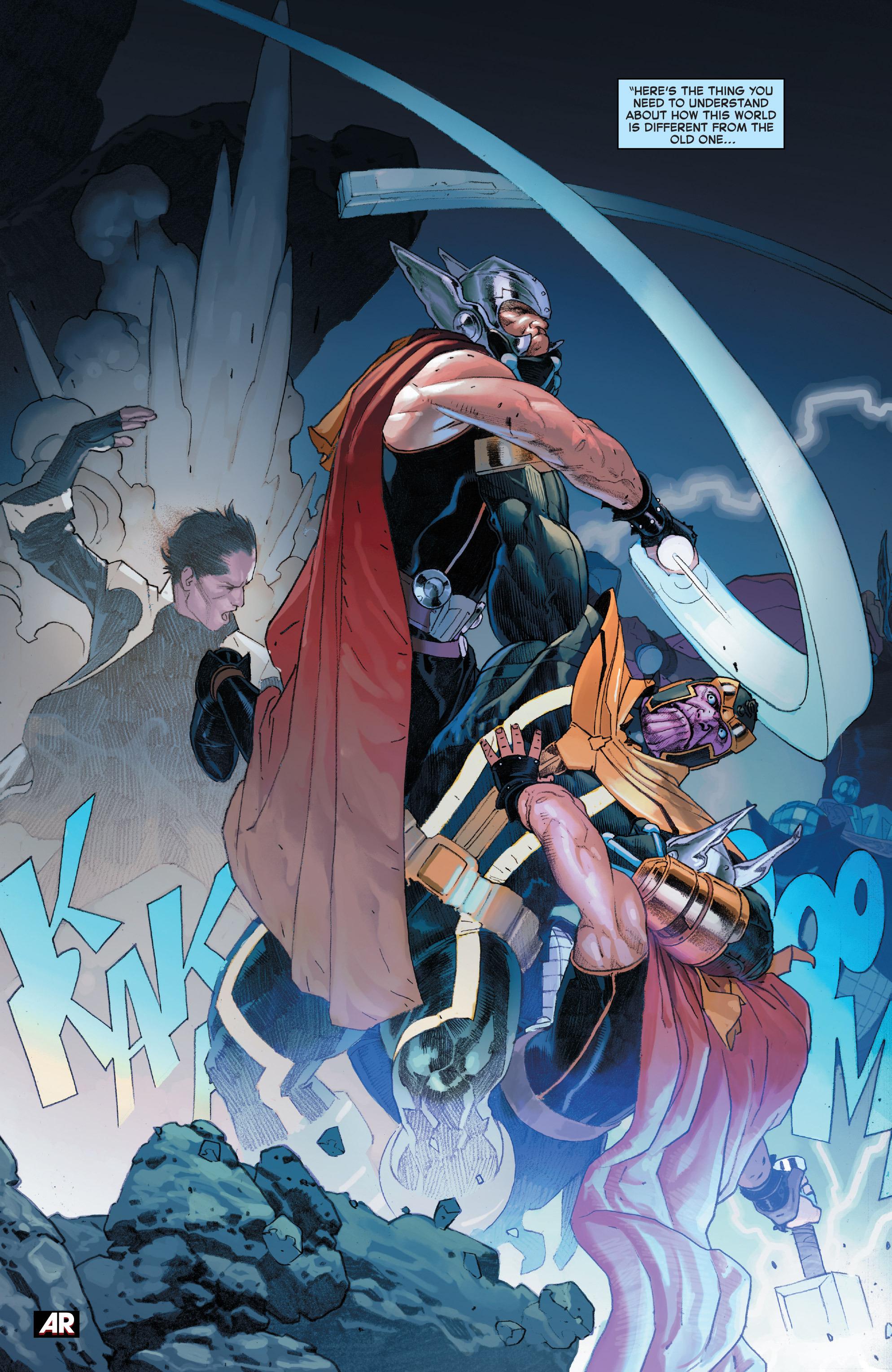 Read online Secret Wars comic -  Issue #4 - 13