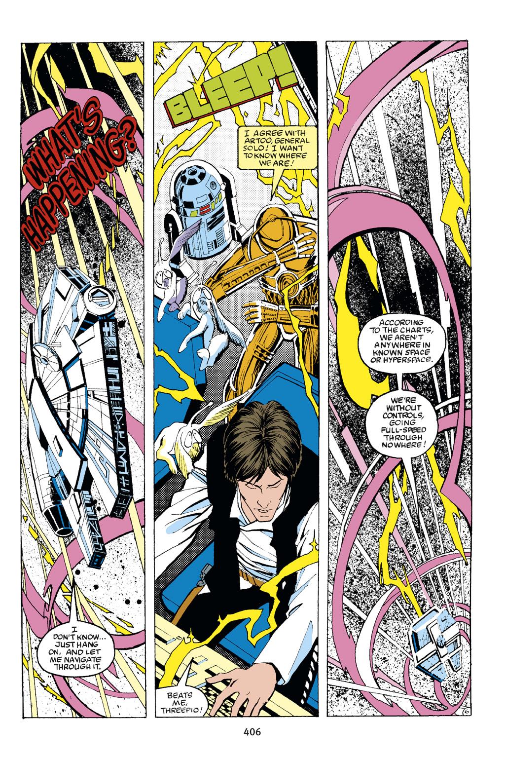 Read online Star Wars Omnibus comic -  Issue # Vol. 21.5 - 133