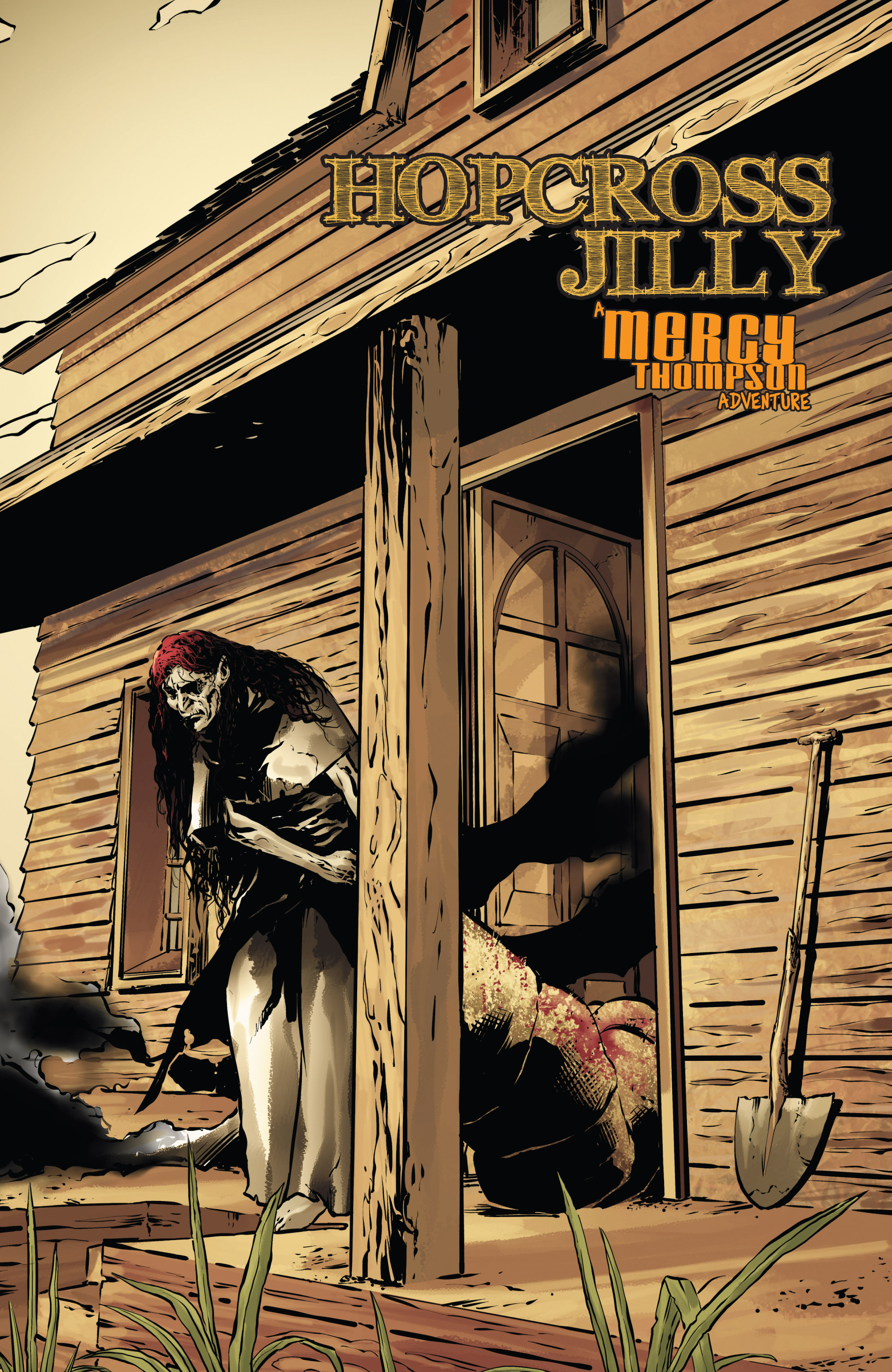 Read online Mercy Thompson comic -  Issue #4 - 4