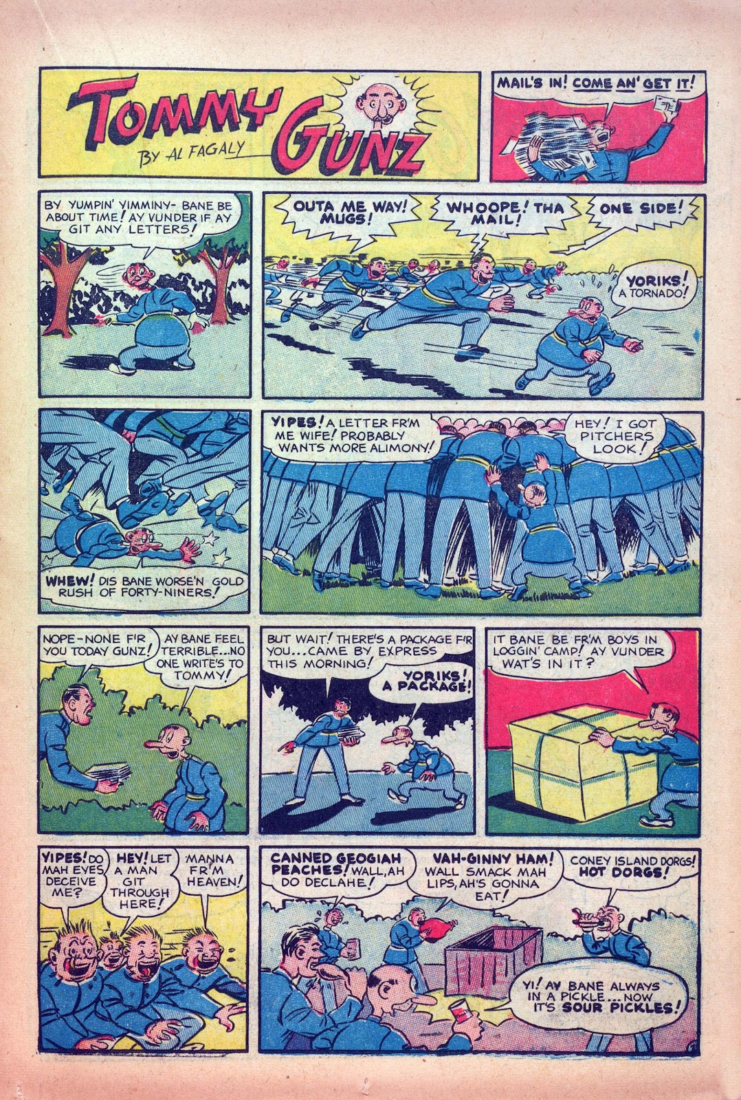 Read online Joker Comics comic -  Issue #9 - 27
