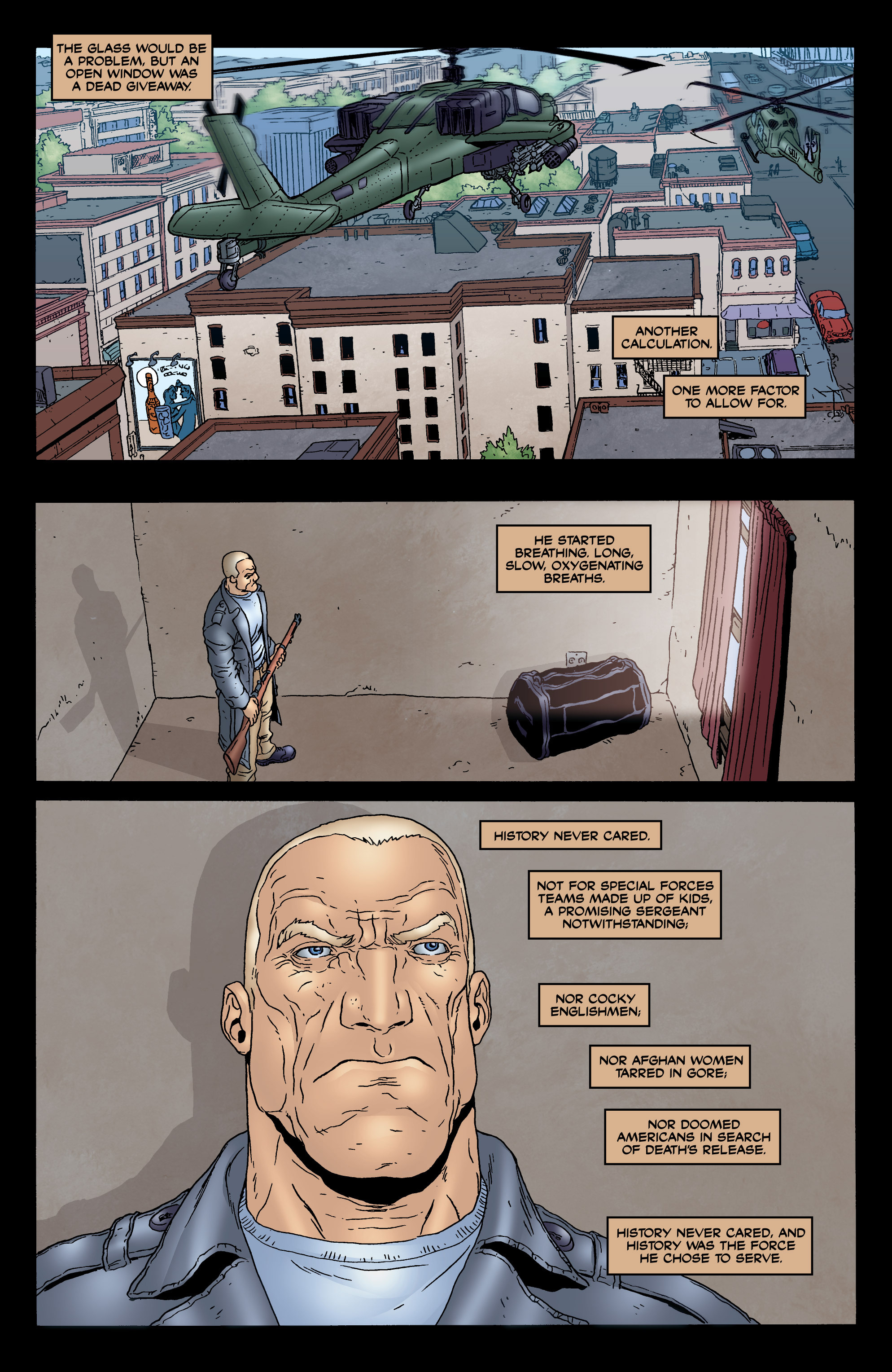 Read online 303 comic -  Issue #6 - 17