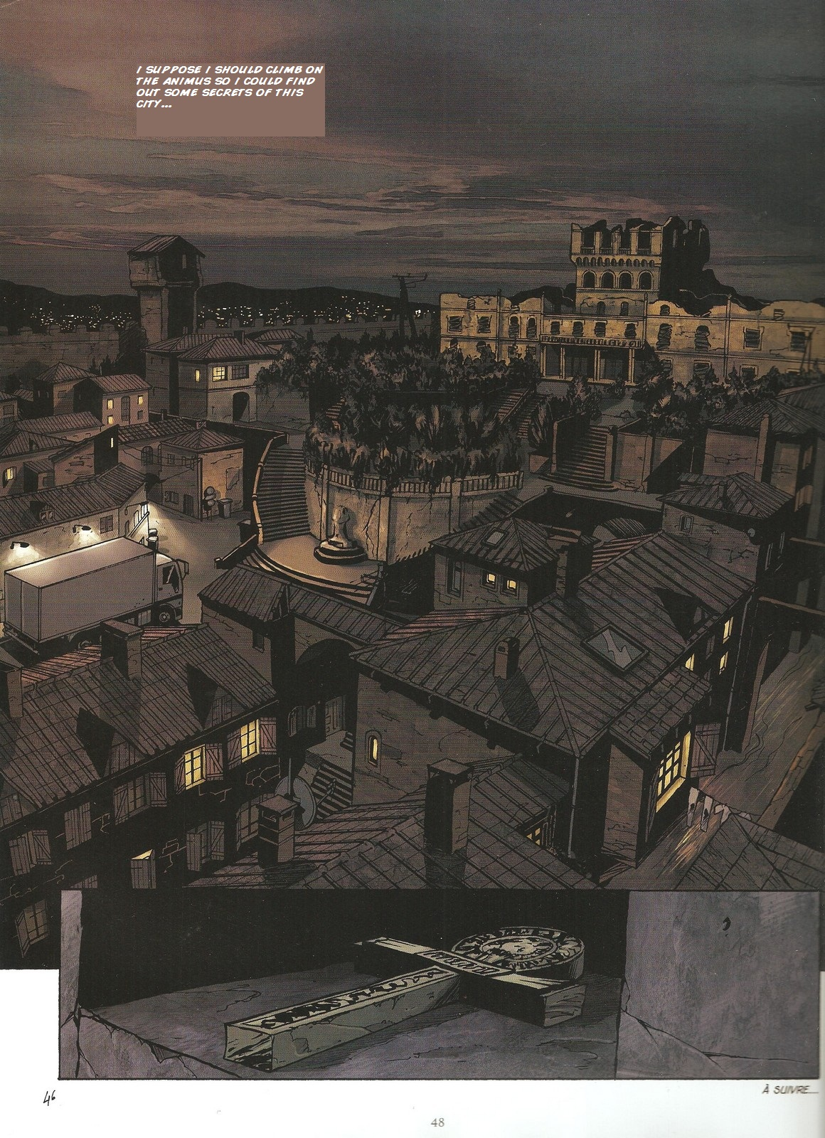 Read online Assassin's Creed (2009) comic -  Issue #2 - 48