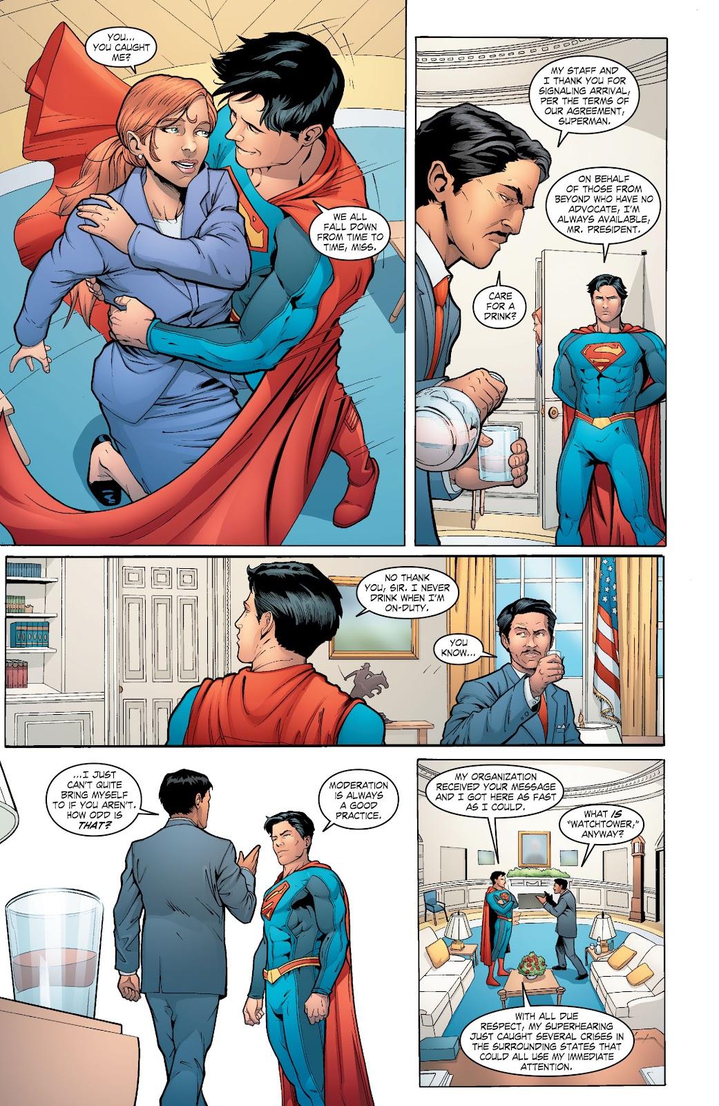 Read online Smallville Season 11 [II] comic -  Issue # TPB 6 - 60