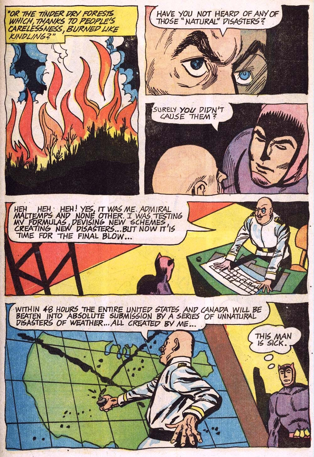 Dracula (1962) issue 3 - Page 21
