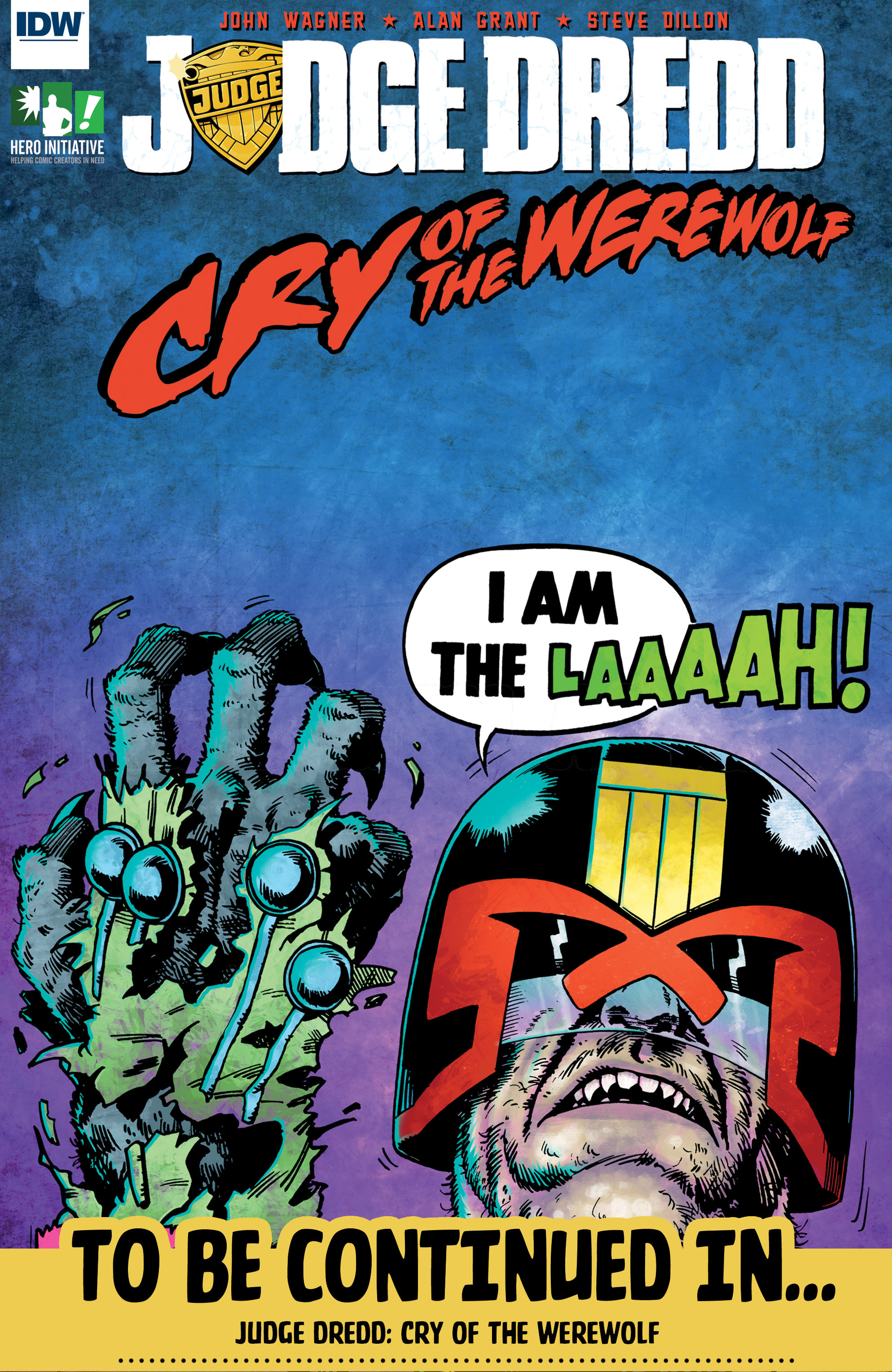 Read online Judge Dredd: The Blessed Earth comic -  Issue #2 - 32