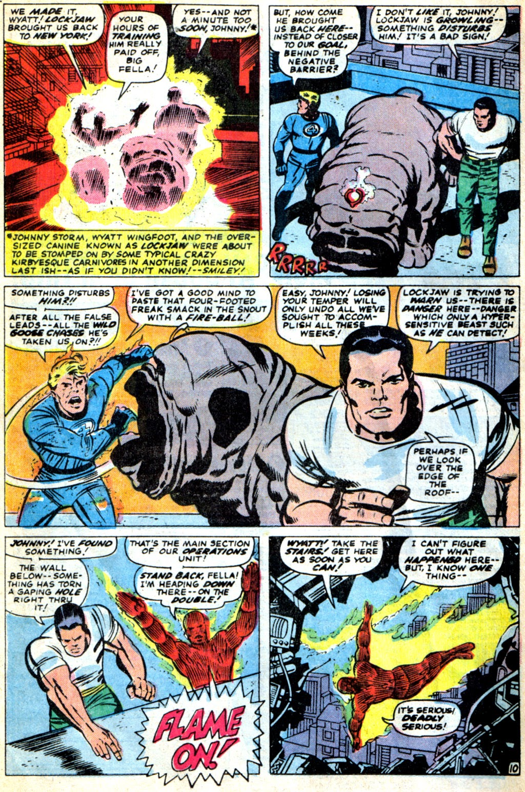 Marvel Triple Action (1972) issue 2 - Page 11