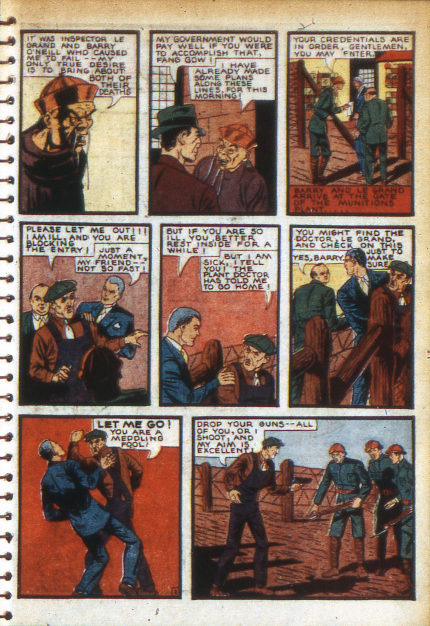 Read online Adventure Comics (1938) comic -  Issue #49 - 11