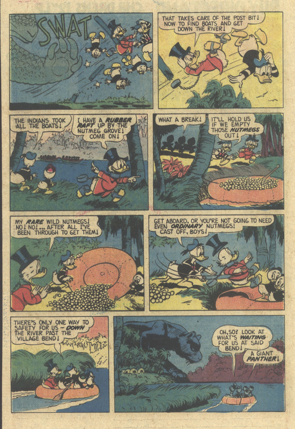 Read online Uncle Scrooge (1953) comic -  Issue #176 - 24