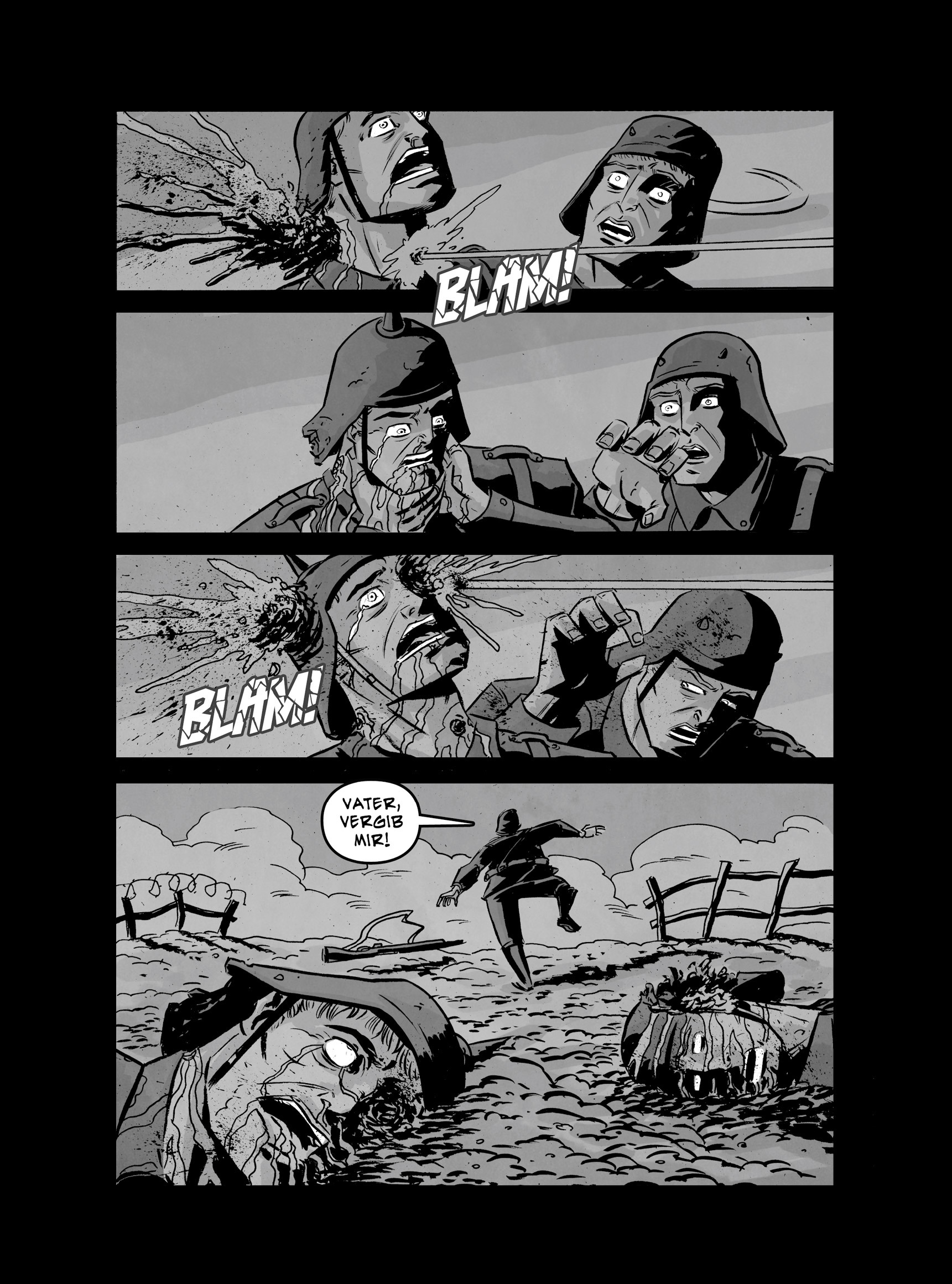Read online FUBAR comic -  Issue #3 - 227