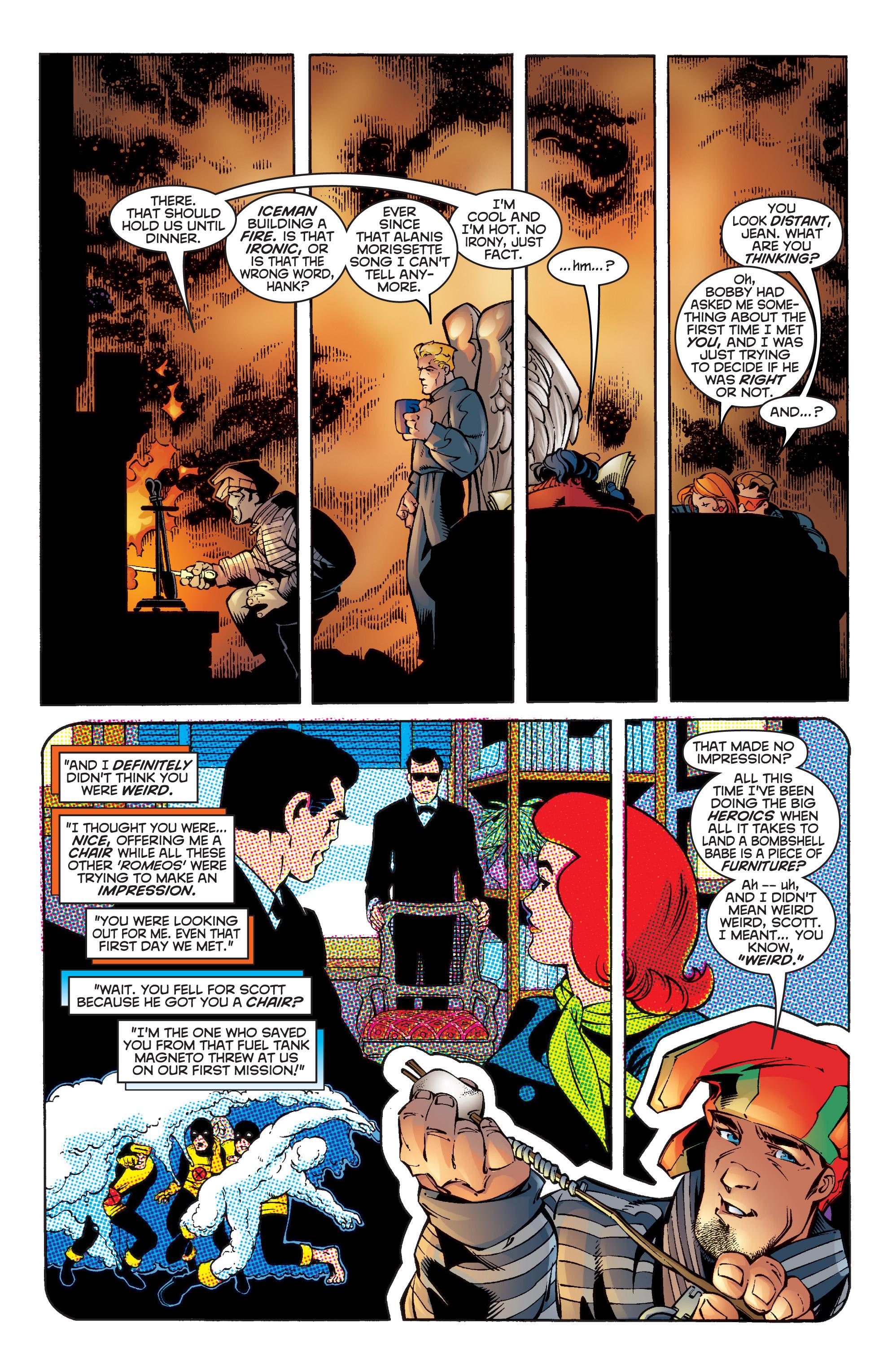 Read online Uncanny X-Men (1963) comic -  Issue #356 - 15