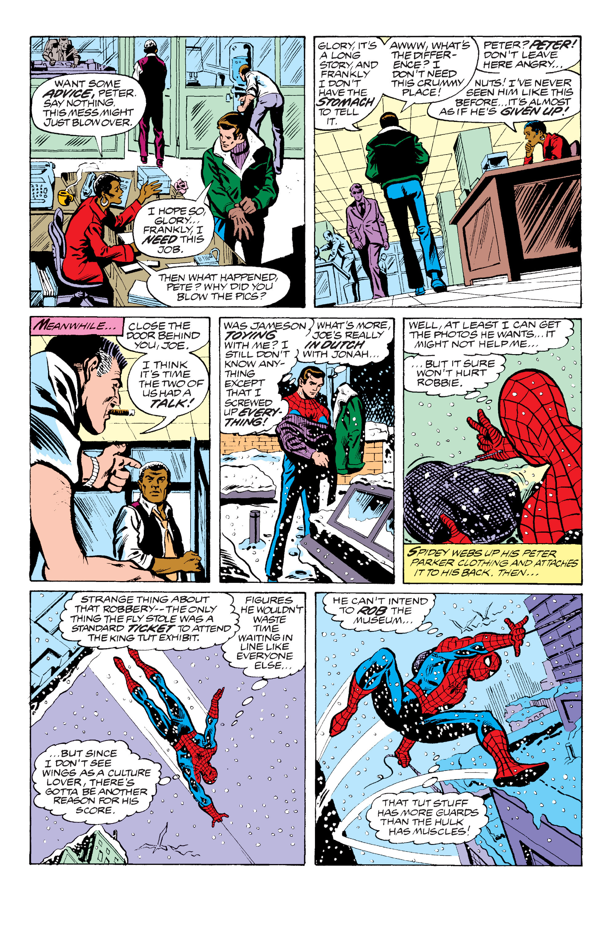 The Amazing Spider-Man (1963) 193 Page 4