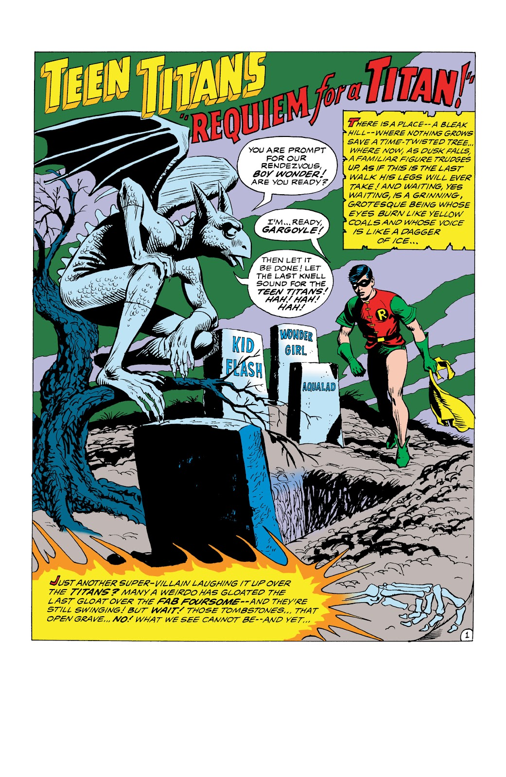 Teen Titans (1966) issue 14 - Page 2