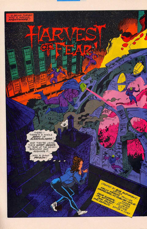 Read online Sleepwalker comic -  Issue #26 - 3