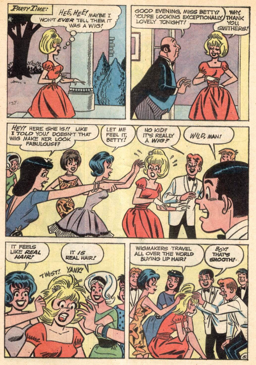 Read online Archie's Girls Betty and Veronica comic -  Issue #94 - 17