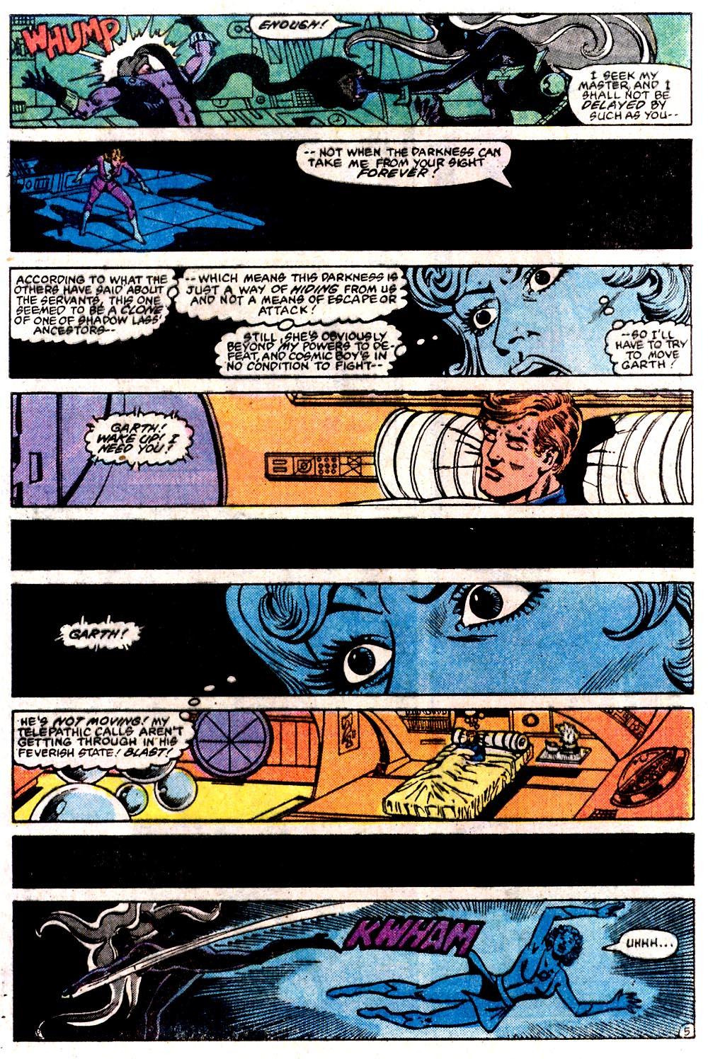 Legion of Super-Heroes (1980) 291 Page 24