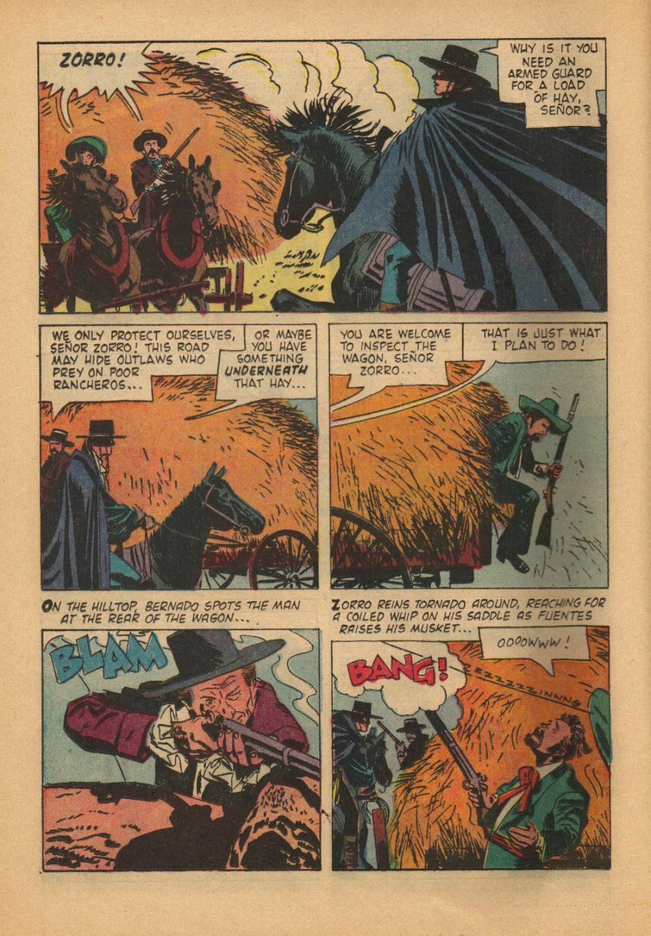 Zorro (1966) issue 2 - Page 12